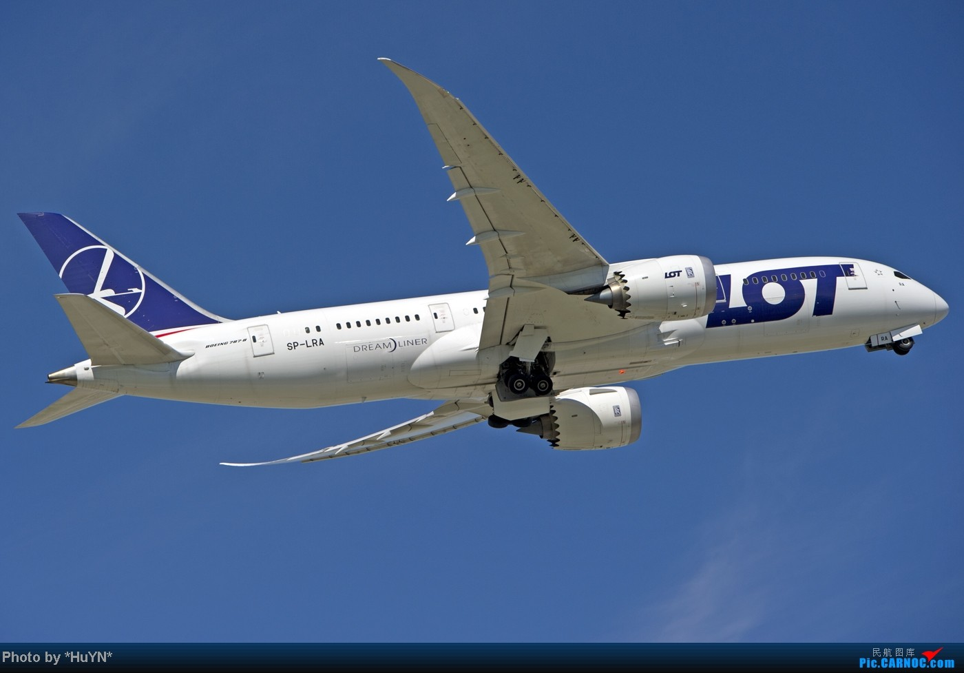 Re:[原创]存货一组 BOEING 787-8 SP-LRA 中国北京首都国际机场
