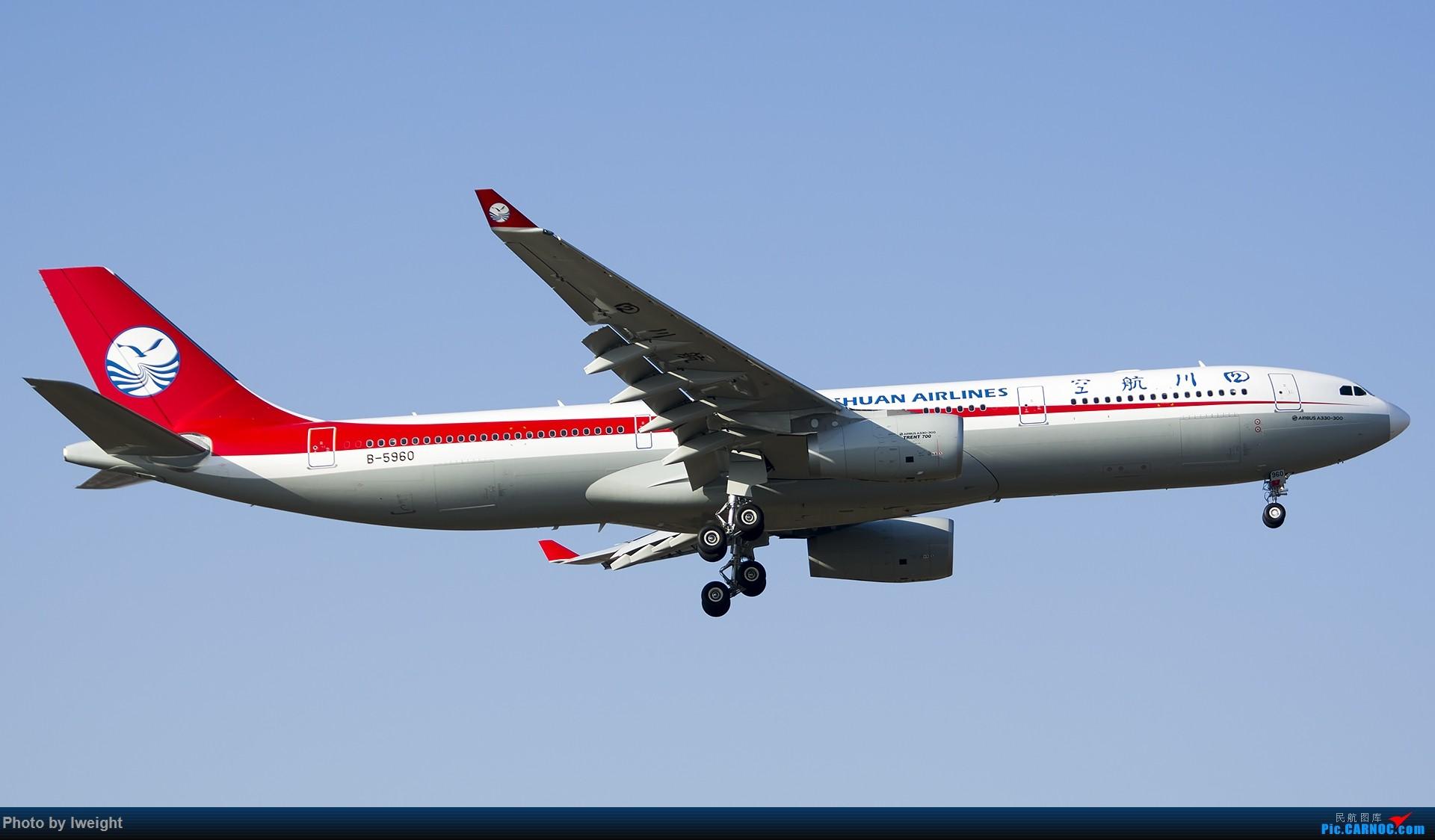 Re:[原创]2014-12-02 ZBAA随拍 AIRBUS A330-300 B-5960 中国北京首都国际机场