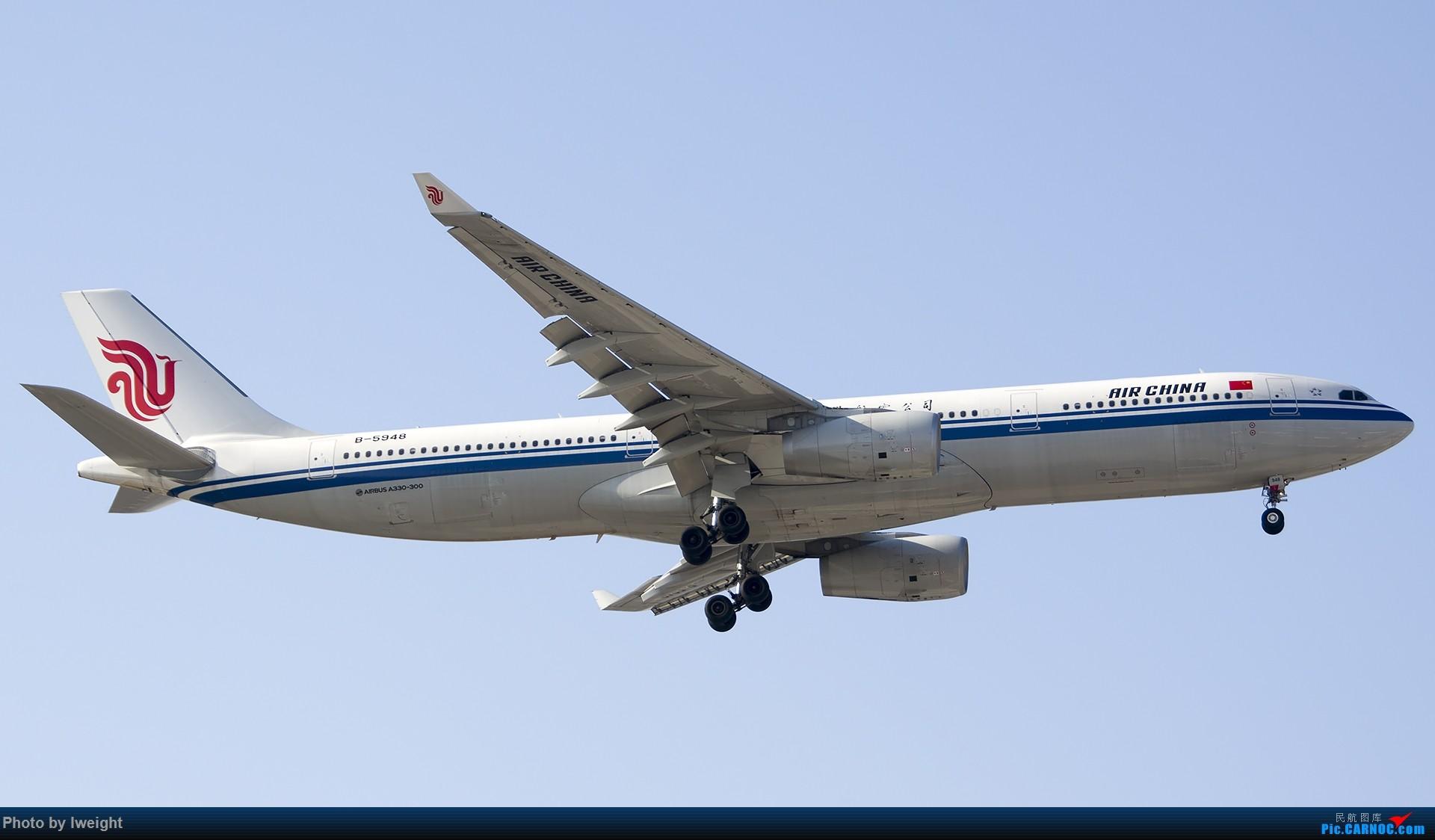 Re:[原创]2014-12-02 ZBAA随拍 AIRBUS A330-300 B-5948 中国北京首都国际机场