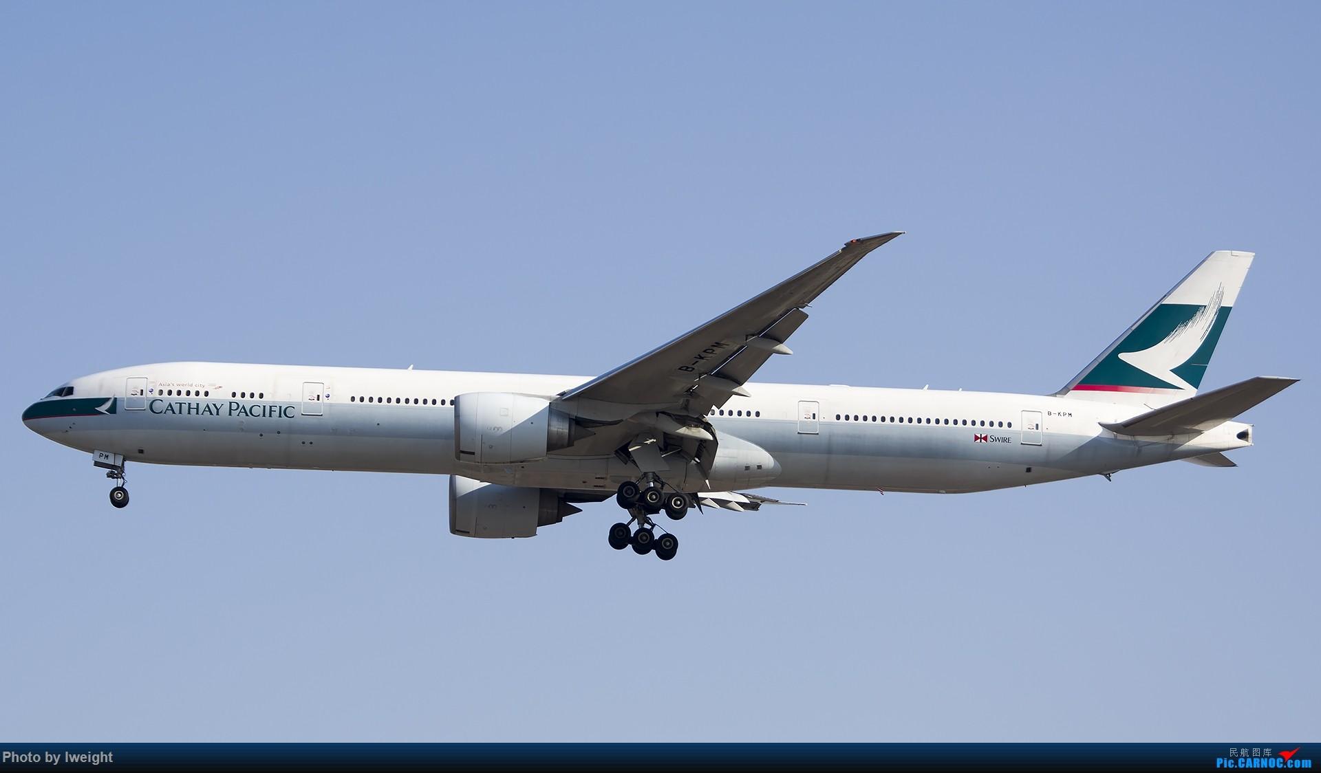Re:[原创]2014-12-02 ZBAA随拍 BOEING 777-300ER B-KPM 中国北京首都国际机场