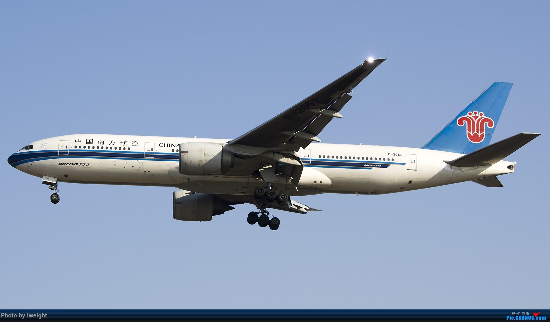 Re:[原创]2014-12-02 ZBAA随拍 BOEING 777-200 B-2052 中国北京首都国际机场