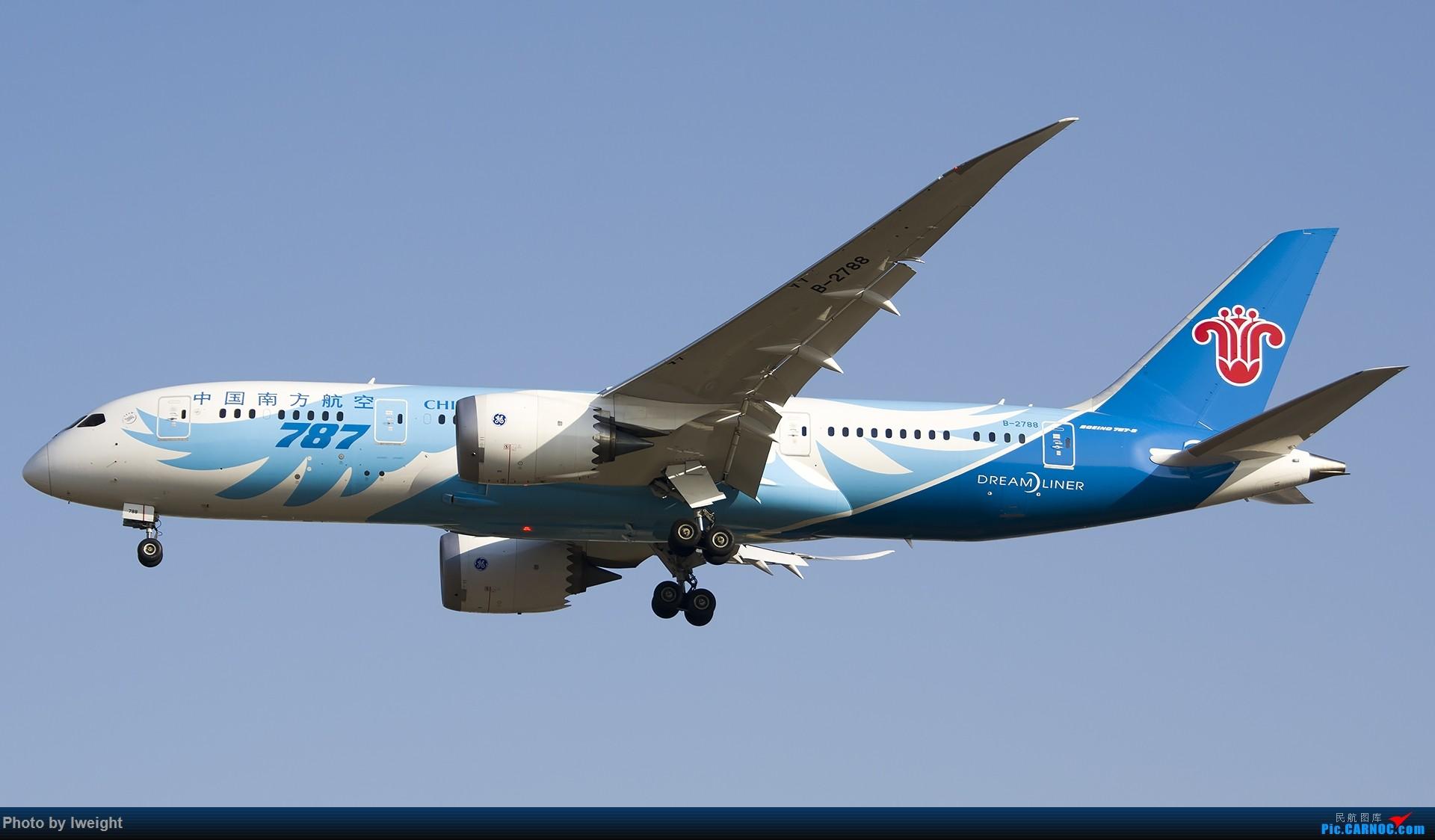 Re:[原创]2014-12-02 ZBAA随拍 BOEING 787-8 B-2788 中国北京首都国际机场