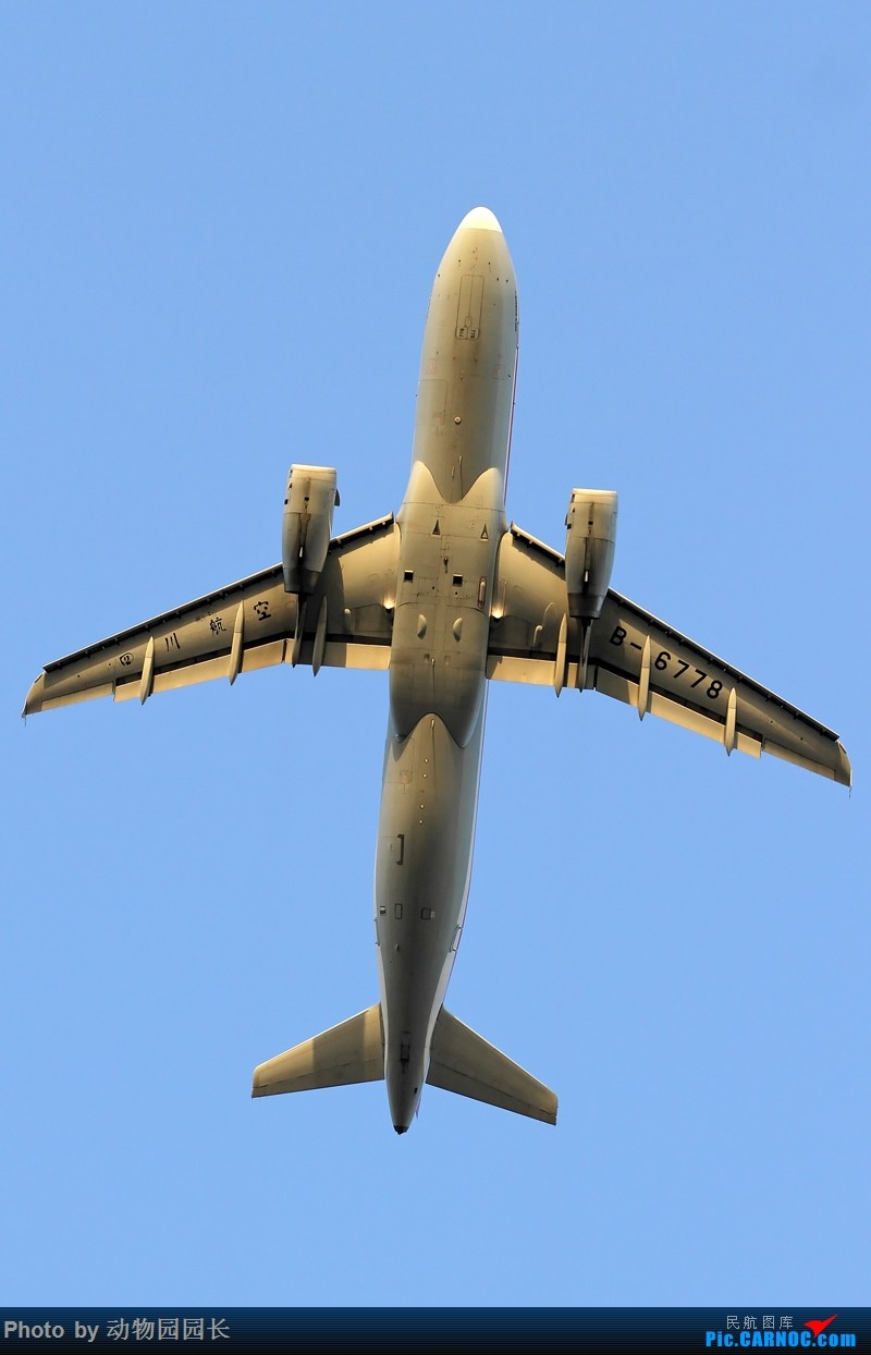 Re:[原创]tsniper及其背后的人注意了(请管理员保留置顶24小时) AIRBUS A320-200 B-6778 中国沈阳桃仙国际机场