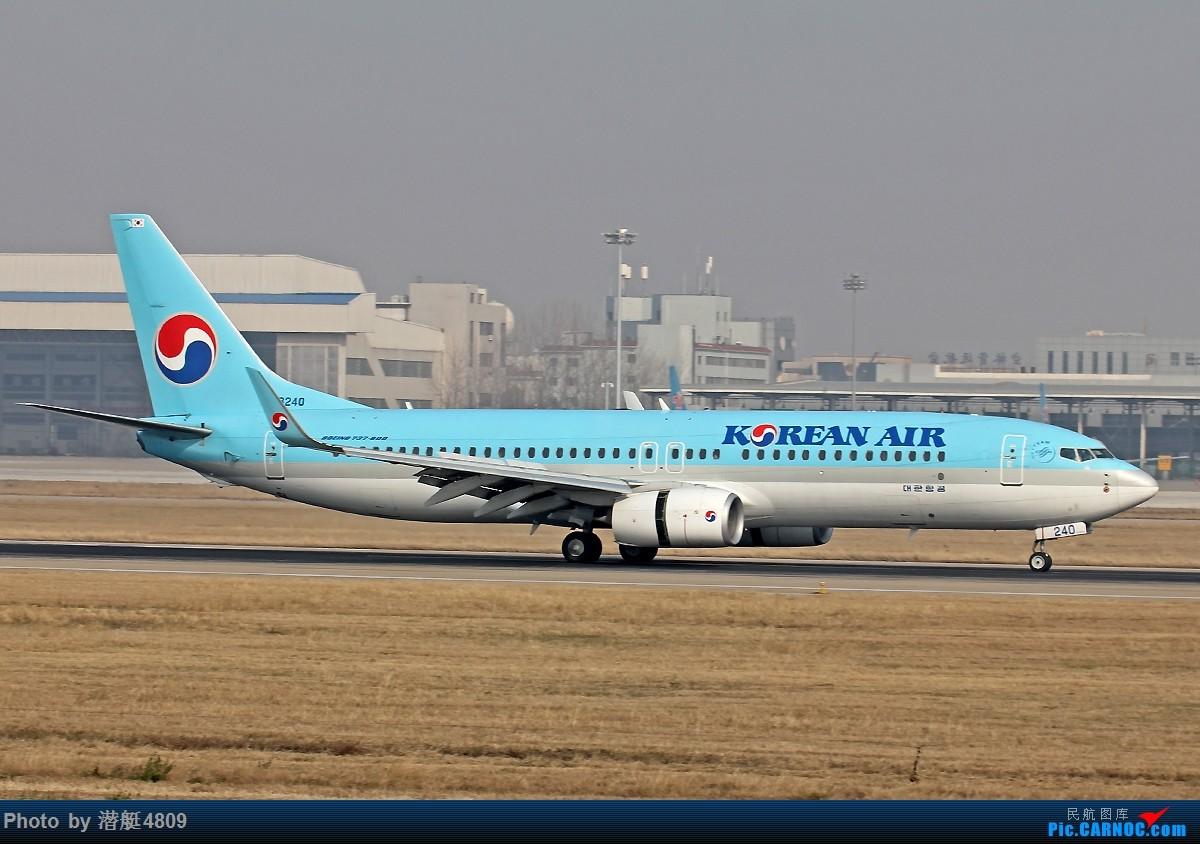 Re:[原创][郑州飞友会]新郑机场丝路航空等一组 BOEING 737-800 HL8240 新郑国际机场