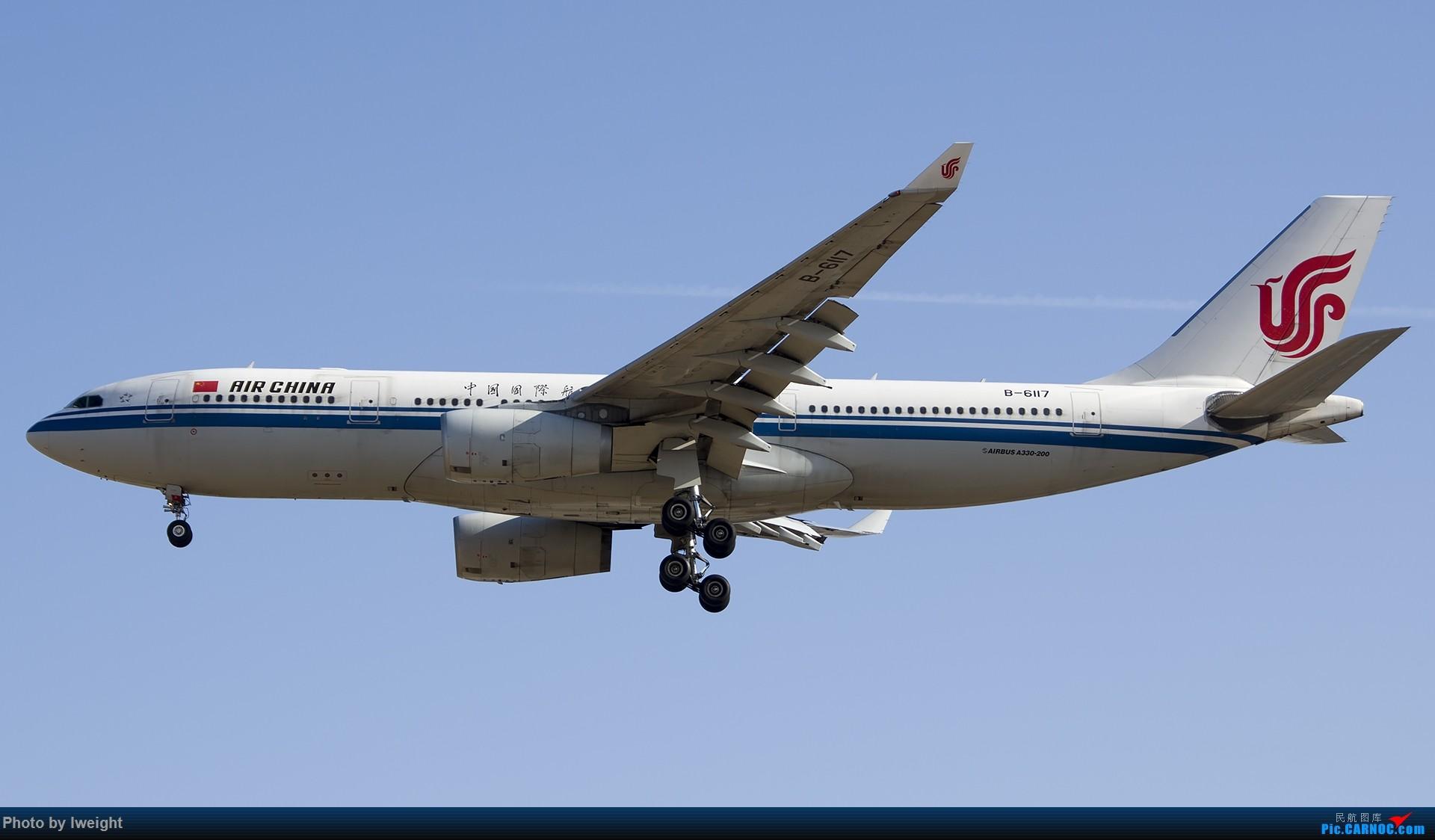 Re:[原创]2014-12-06 PEK天气由好变坏的直接体验 AIRBUS A330-200 B-6117 中国北京首都国际机场