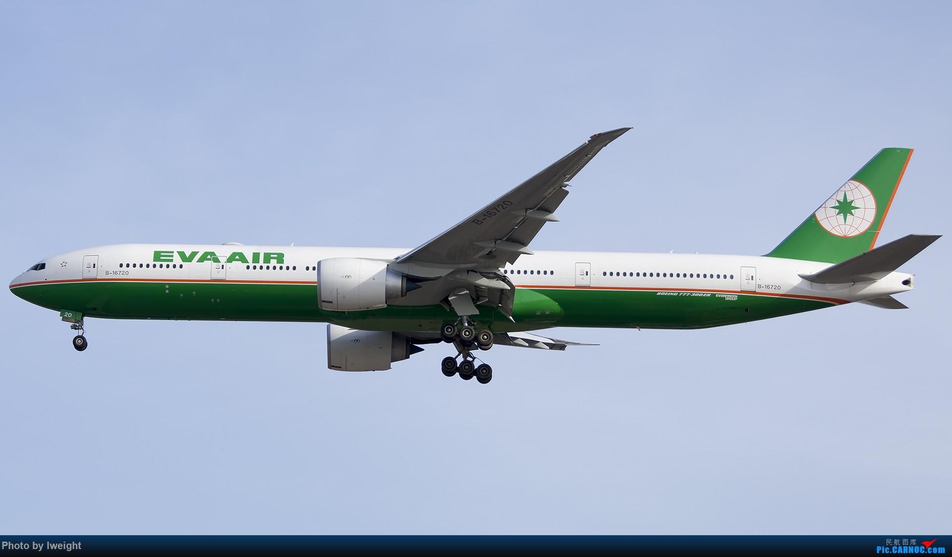 Re:[原创]2014-12-06 PEK天气由好变坏的直接体验 BOEING 777-300 B-16720 中国北京首都国际机场