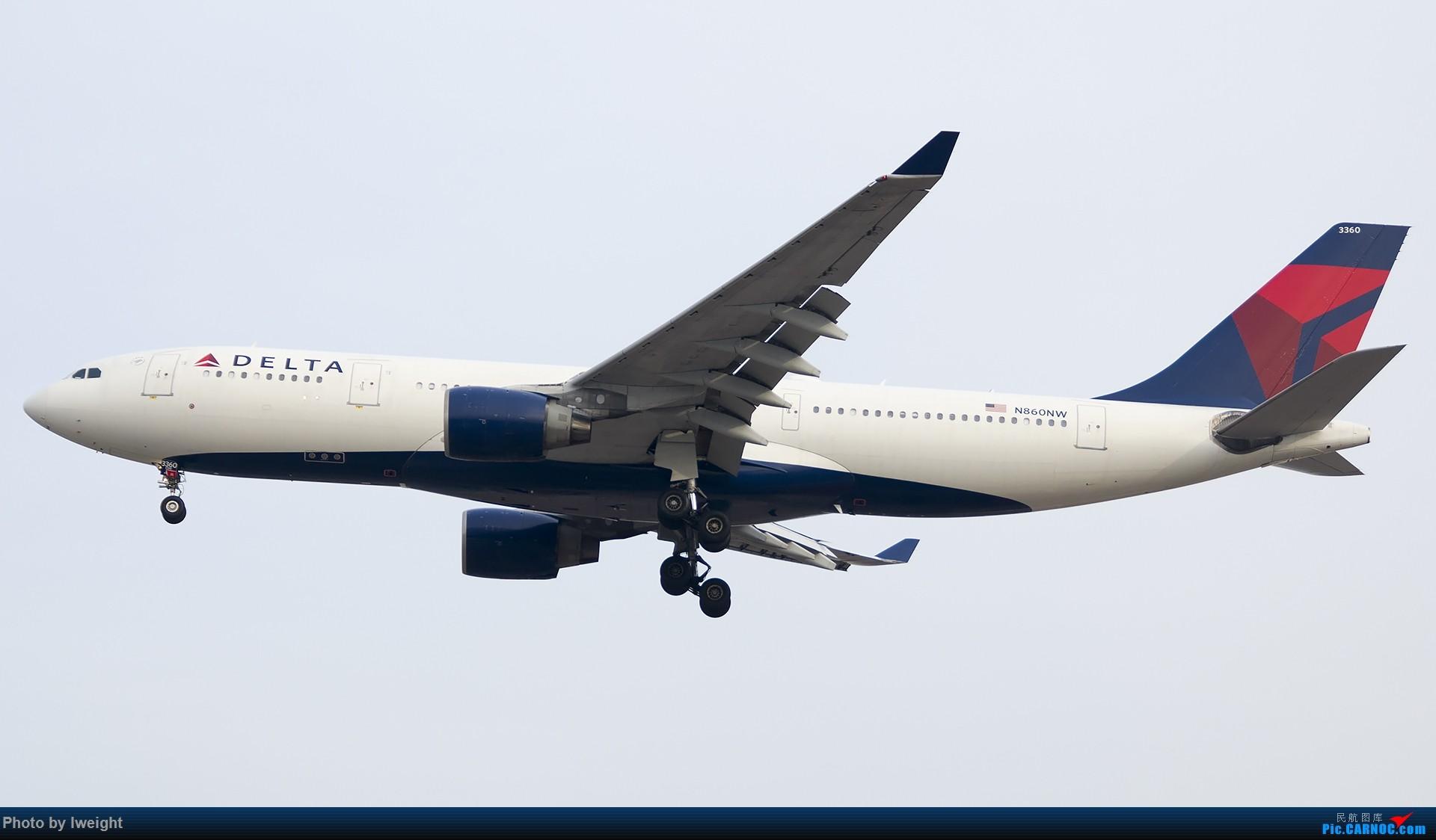 Re:[原创]2014-12-06 PEK天气由好变坏的直接体验 AIRBUS A330-200 N860NW 中国北京首都国际机场