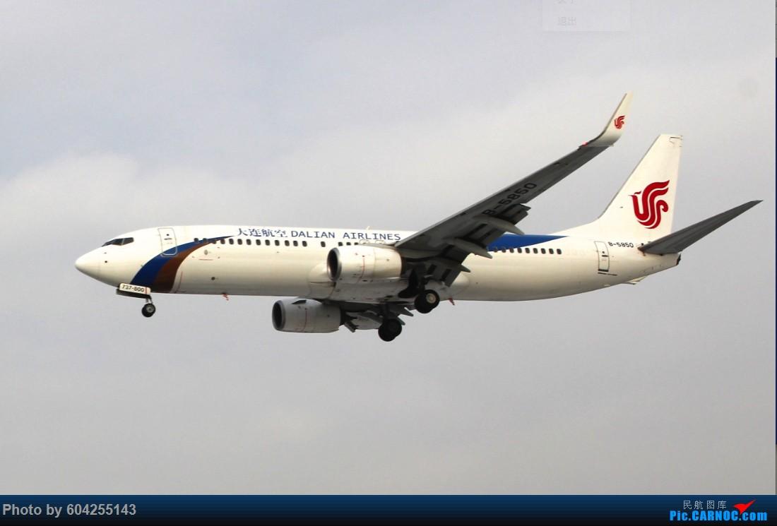 Re:[原创]大连28跑头大雪后拍机 BOEING 737-800