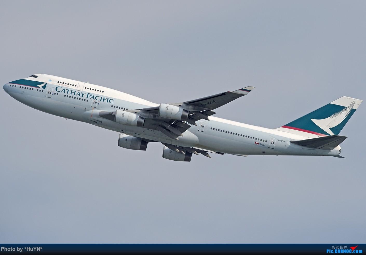 Re:[原创]听说又能审图了我也试试之二 BOEING 747-400 B-HUF 中国香港赤鱲角国际机场