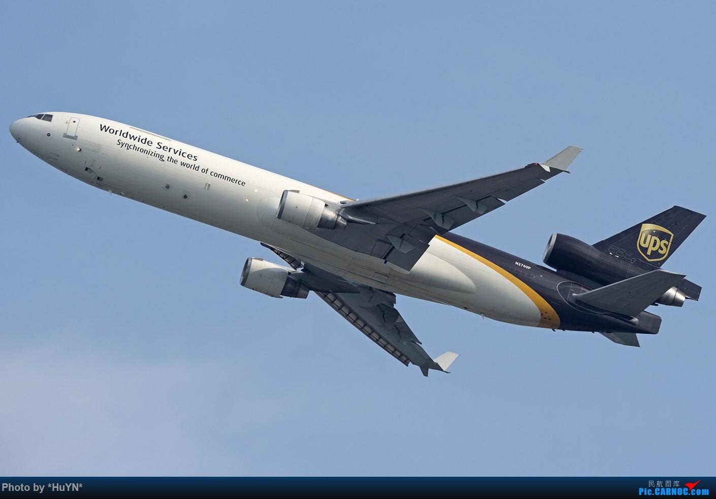 Re:[原创]听说又能审图了我也试试之二 MD MD-11 N276UP 中国香港赤鱲角国际机场