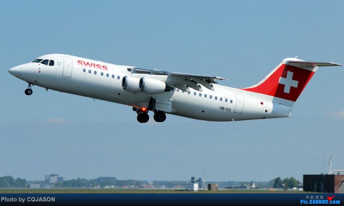 Re:[原创]tsniper及其背后的人注意了(请管理员保留置顶24小时) BAE AVRO RJ100 HB-IXX 荷兰荷兰阿姆斯特丹斯史基浦(西霍普)机场