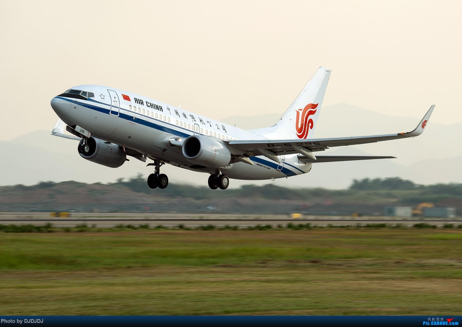 Re:[原创]【BLDDQ】刚开始拍飞机时,第一次去外地拍就是南京 BOEING 737-700 B-5296 中国南京禄口国际机场