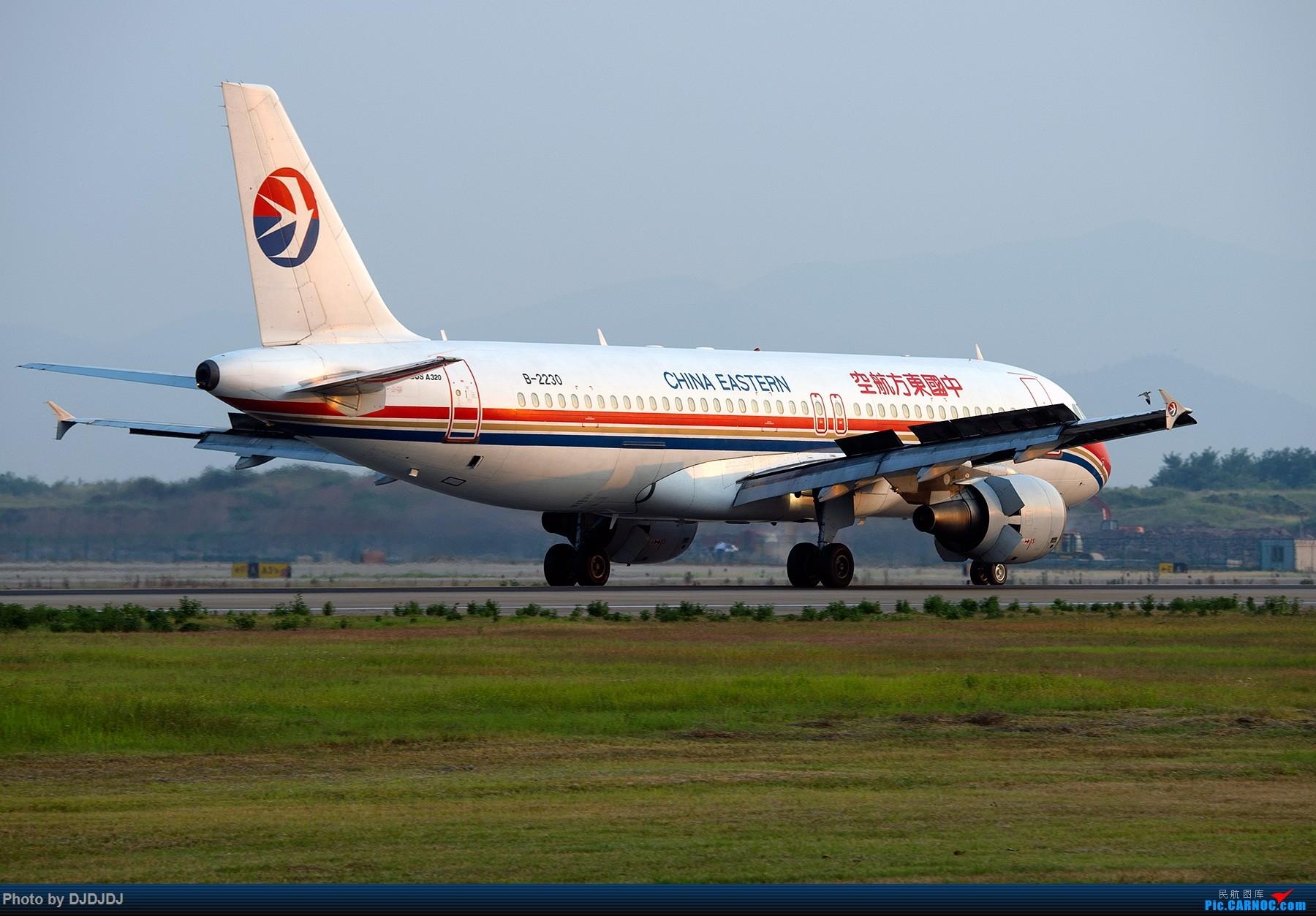 Re:[原创]【BLDDQ】刚开始拍飞机时,第一次去外地拍就是南京 AIRBUS A320-200 B-2230 中国南京禄口国际机场