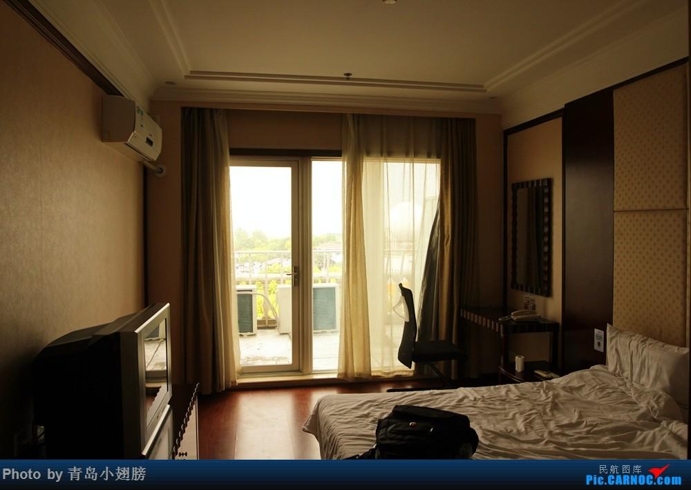 [原创]给外地飞友推荐个虹桥地区在阳台就能拍机的酒店    中国上海虹桥国际机场