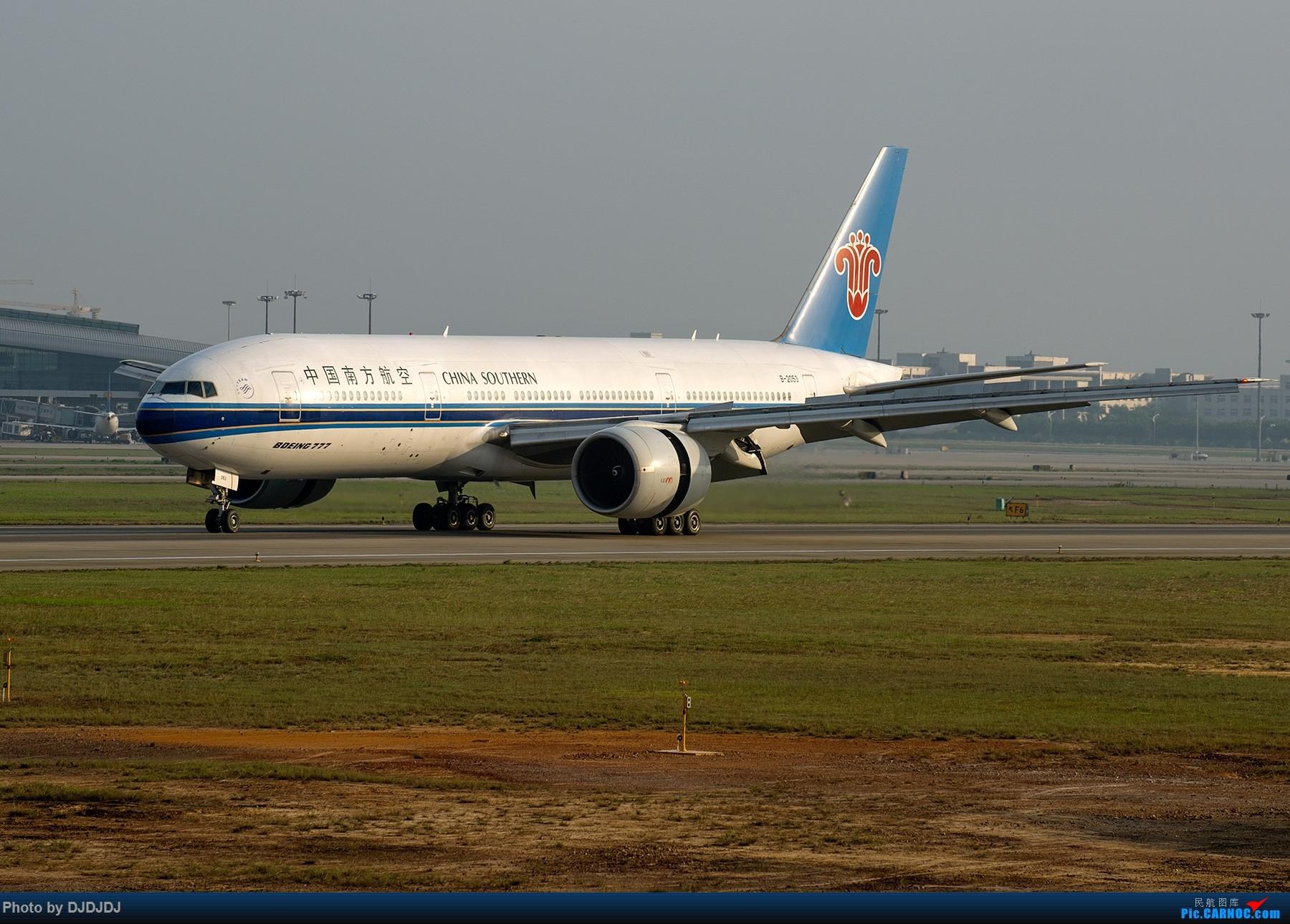 Re:【BLDDQ】CAN一组 BOEING 777-200 B-2053 中国广州白云国际机场
