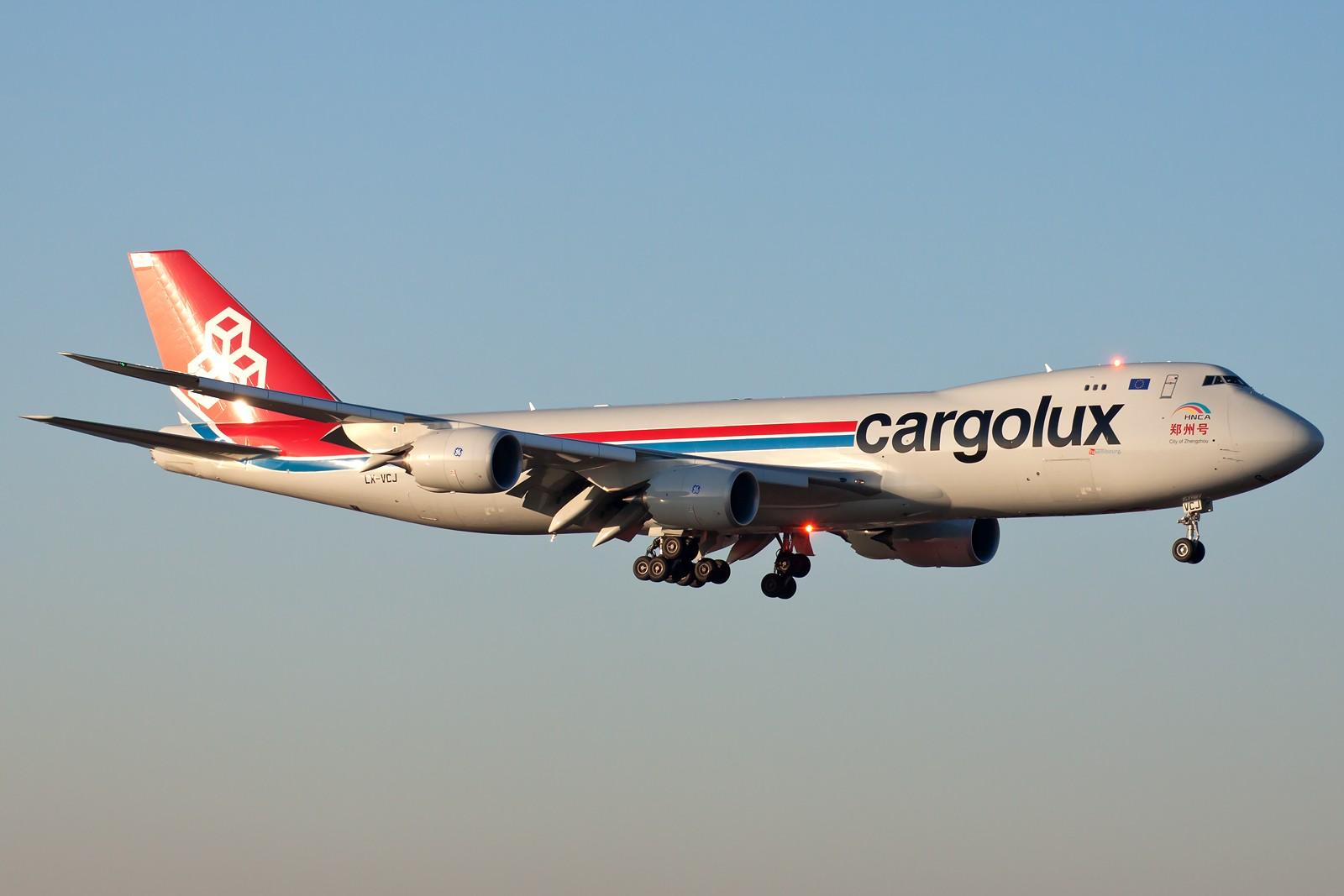 Re:[原创]10张 BOEING 747-8R7F LX-VCJ 中国北京首都国际机场