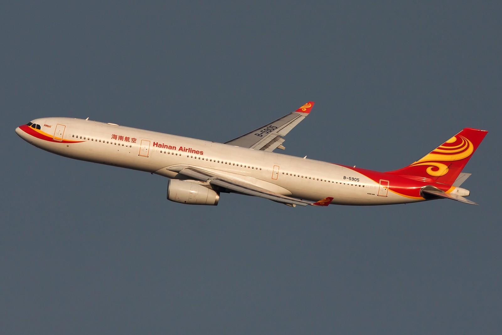 Re:[原创]10张 AIRBUS A330-343 B-5905 中国北京首都国际机场
