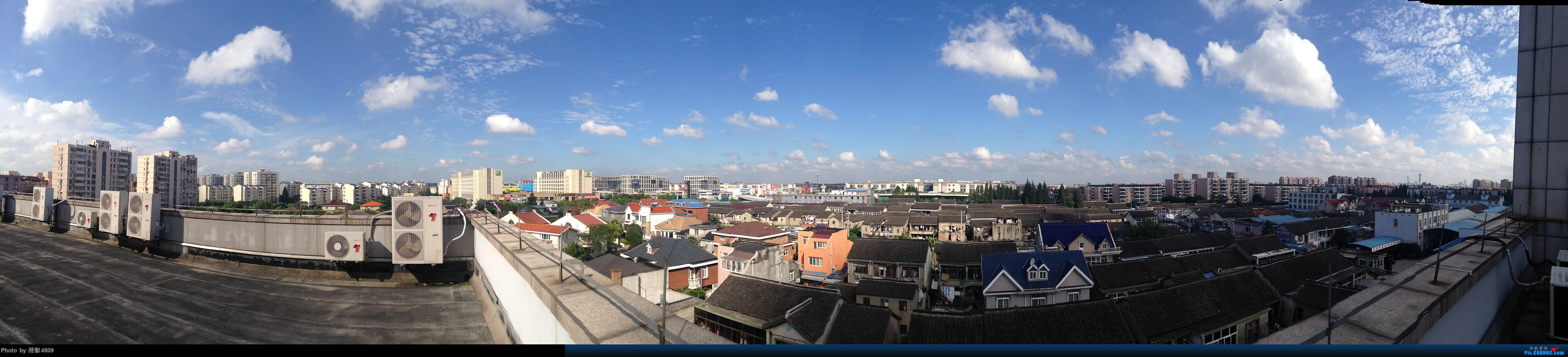 Re:[原创]给外地飞友推荐个虹桥地区在阳台就能拍机的酒店