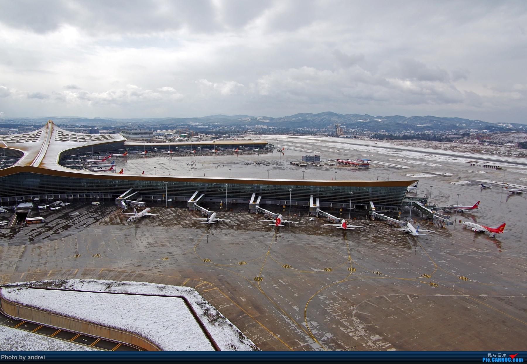 Re:[原创]看到一个个尘封的ID都蹦出来了,也来Mark 2014    中国昆明长水国际机场