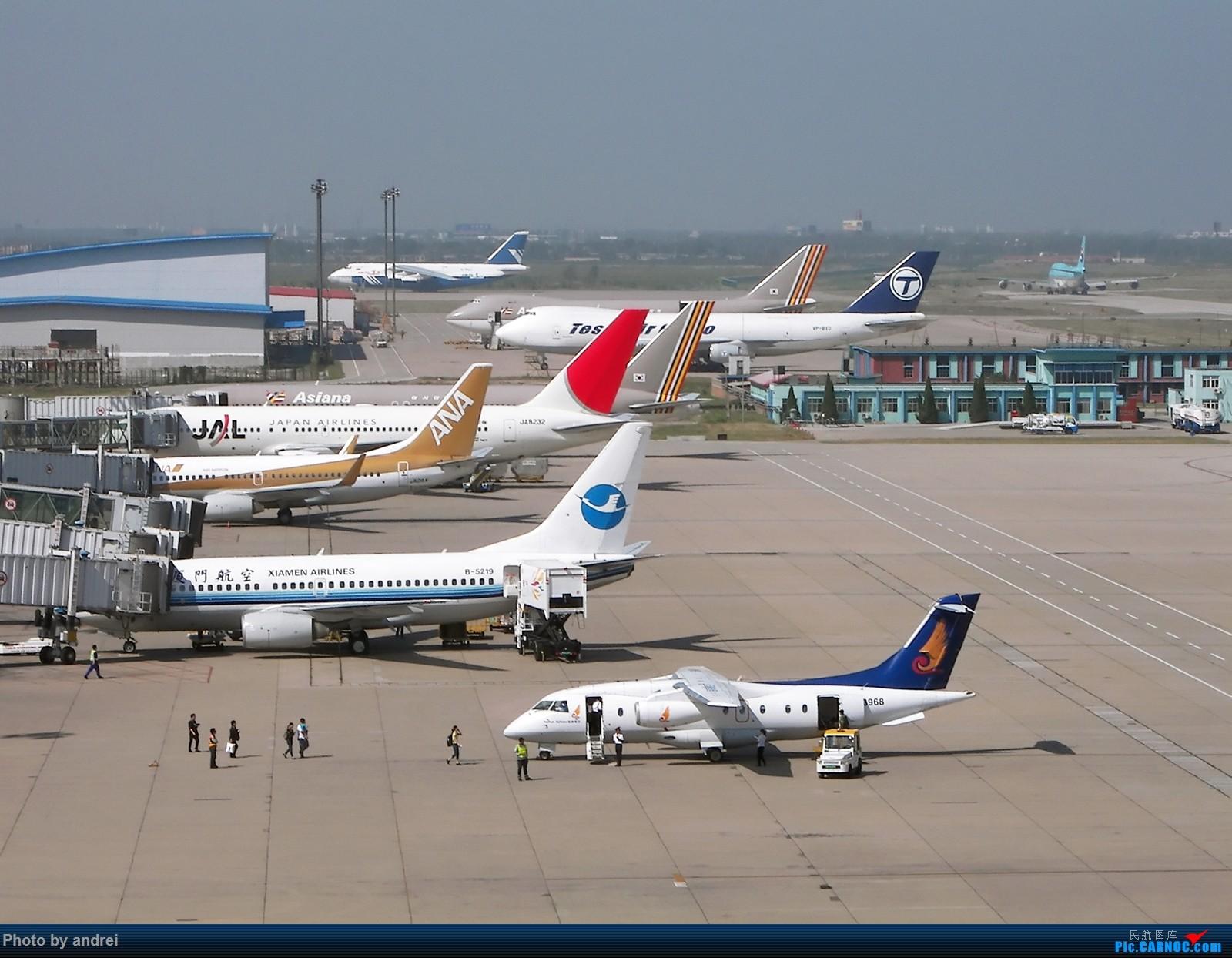 Re:[原创]看到一个个尘封的ID都蹦出来了,也来Mark 2014   中国天津滨海国际机场 中国天津滨海国际机场