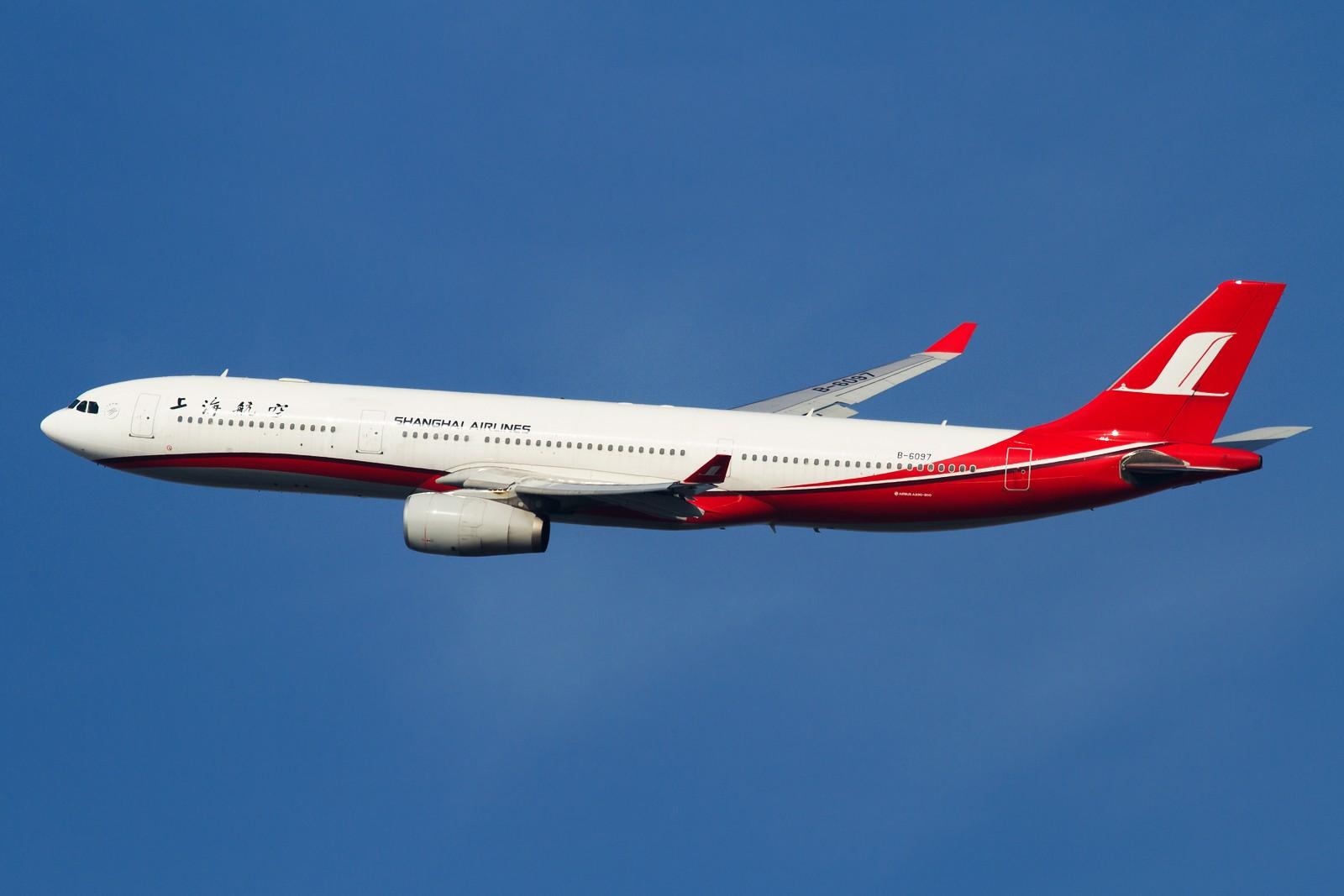 Re:[原创]【SHA/PVG/NKG/HKG/PEK】***********2014年度总结*********** AIRBUS A330-300 B-6097 中国上海虹桥国际机场