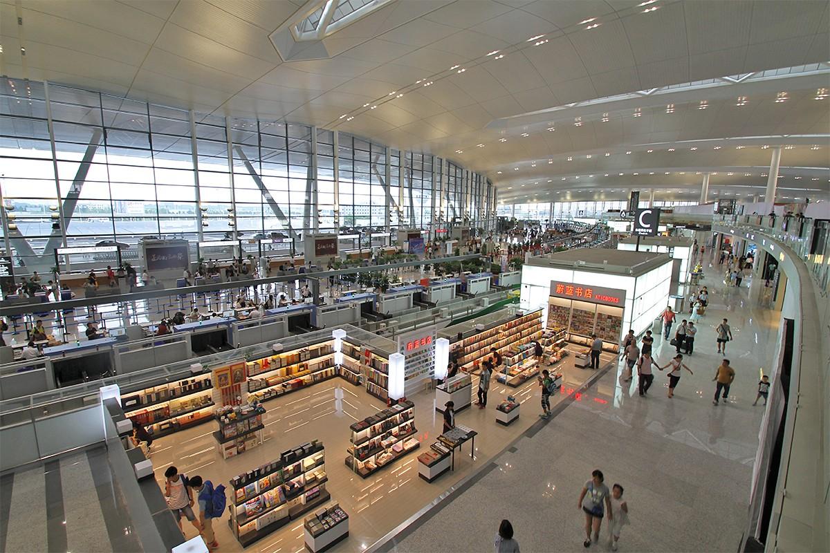 Re:[原创]【SHA/PVG/NKG/HKG/PEK】***********2014年度总结***********    中国南京禄口国际机场