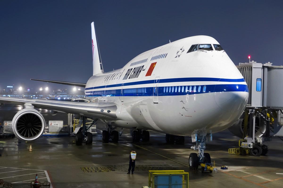 Re:[原创]【SHA/PVG/NKG/HKG/PEK】***********2014年度总结*********** BOEING 747-8I B-2485 中国上海虹桥国际机场
