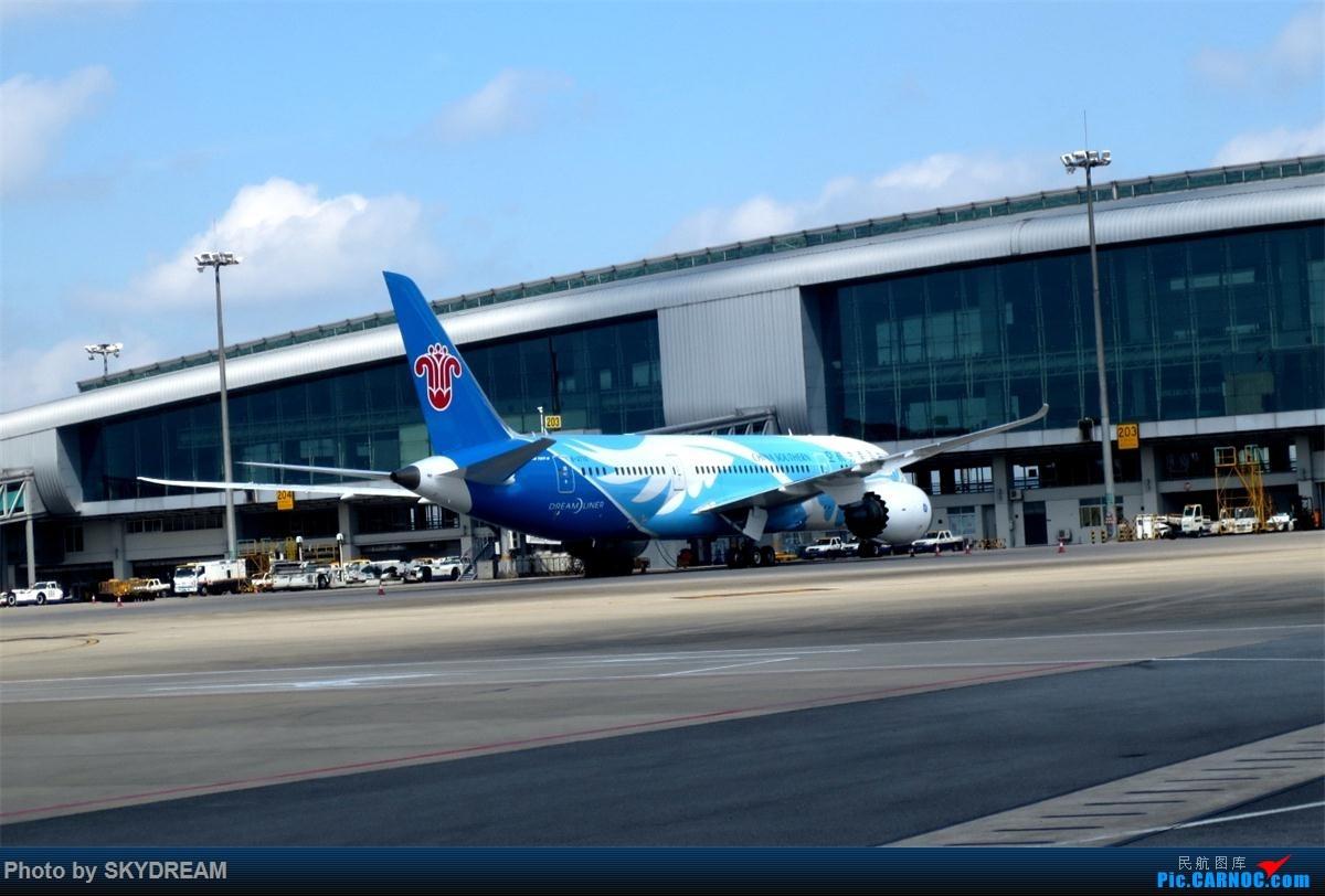 Re:[原创]一次偶然机会,发现这个网站,从此,成为飞友一员 BOEING 787-8 B-2732 中国广州白云国际机场