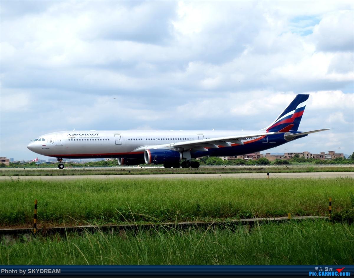Re:[原创]一次偶然机会,发现这个网站,从此,成为飞友一员 A330