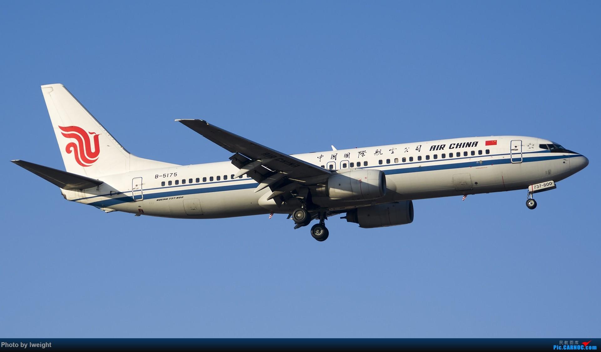 [原创]庆祝升级777,发上今天在首都机场拍的所有飞机【2014-12-14】 BOEING 737-800 B-5175 中国北京首都国际机场