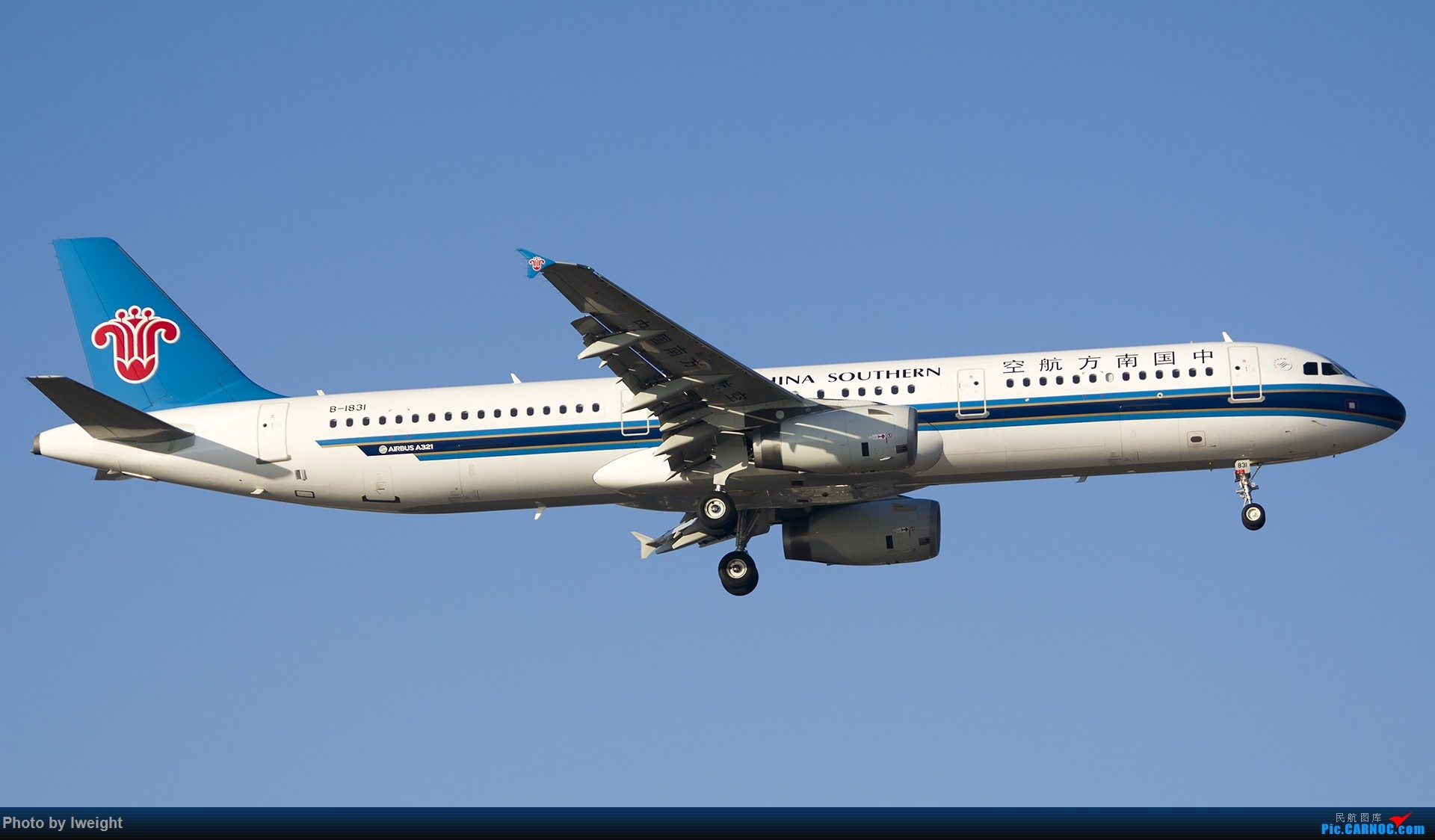 Re:[原创]庆祝升级777,发上今天在首都机场拍的所有飞机【2014-12-14】 AIRBUS A321-200 B-1831 中国北京首都国际机场