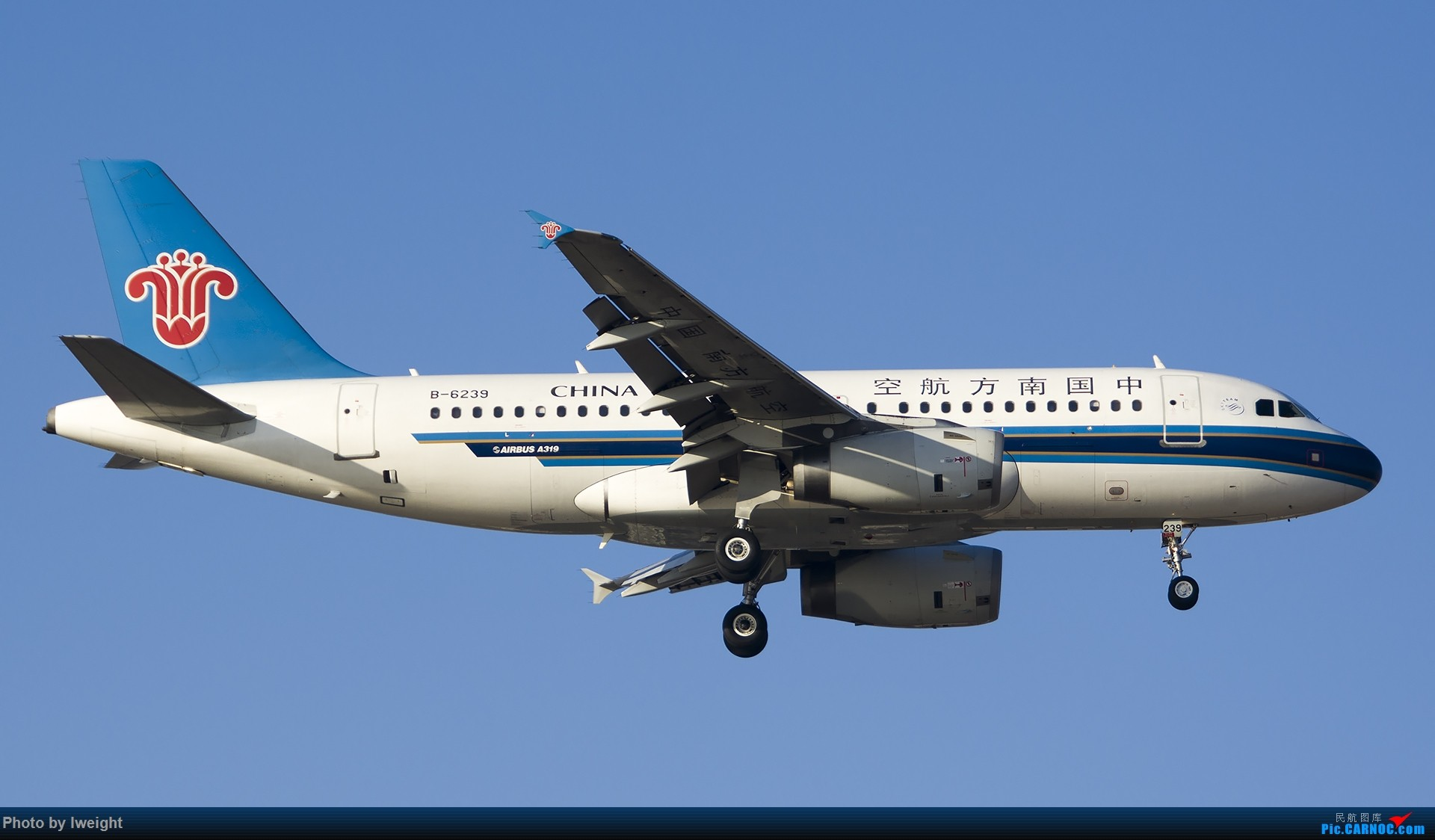Re:[原创]庆祝升级777,发上今天在首都机场拍的所有飞机【2014-12-14】 AIRBUS A319-100 B-6239 中国北京首都国际机场