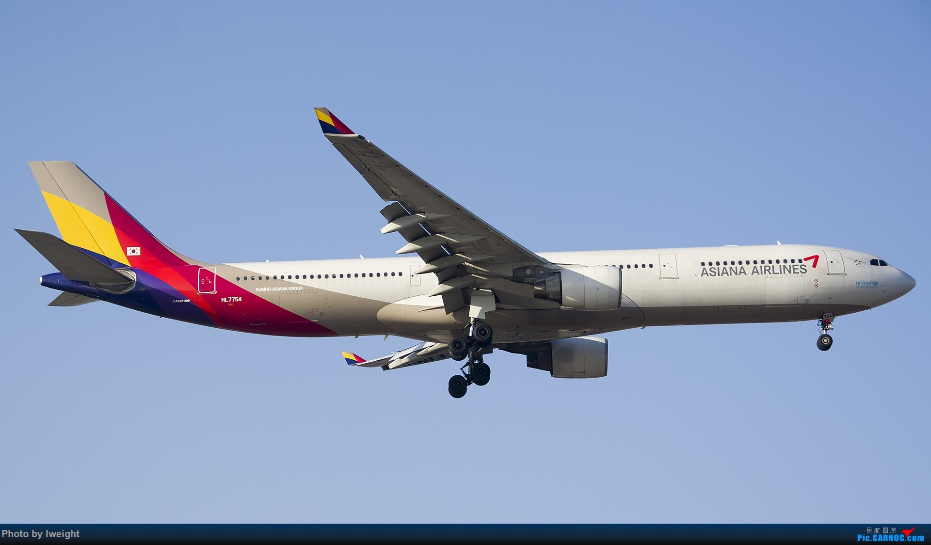 Re:[原创]庆祝升级777,发上今天在首都机场拍的所有飞机【2014-12-14】 AIRBUS A330-300 HL7754 中国北京首都国际机场