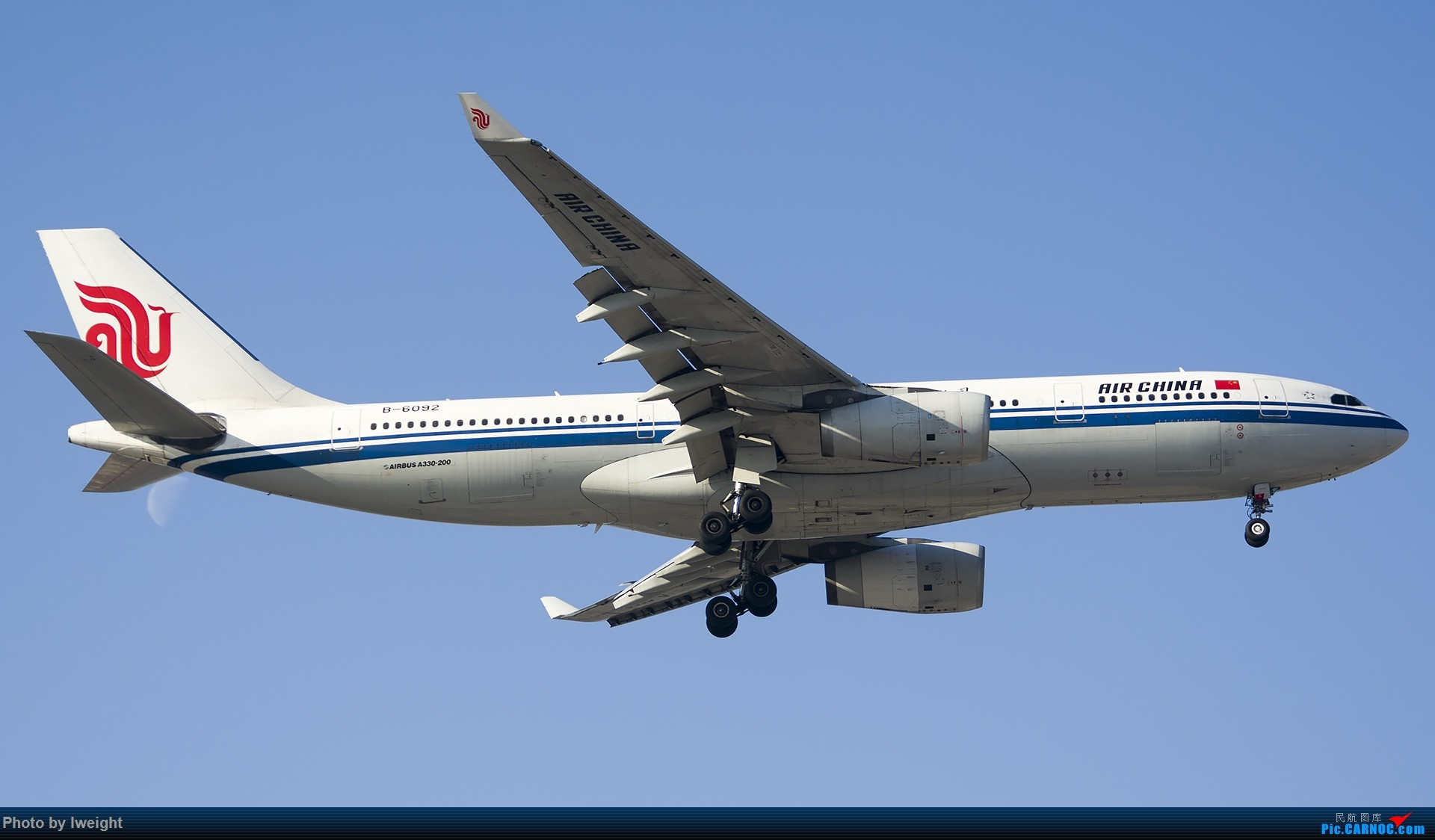Re:[原创]庆祝升级777,发上今天在首都机场拍的所有飞机【2014-12-14】 AIRBUS A330-200 B-6092 中国北京首都国际机场