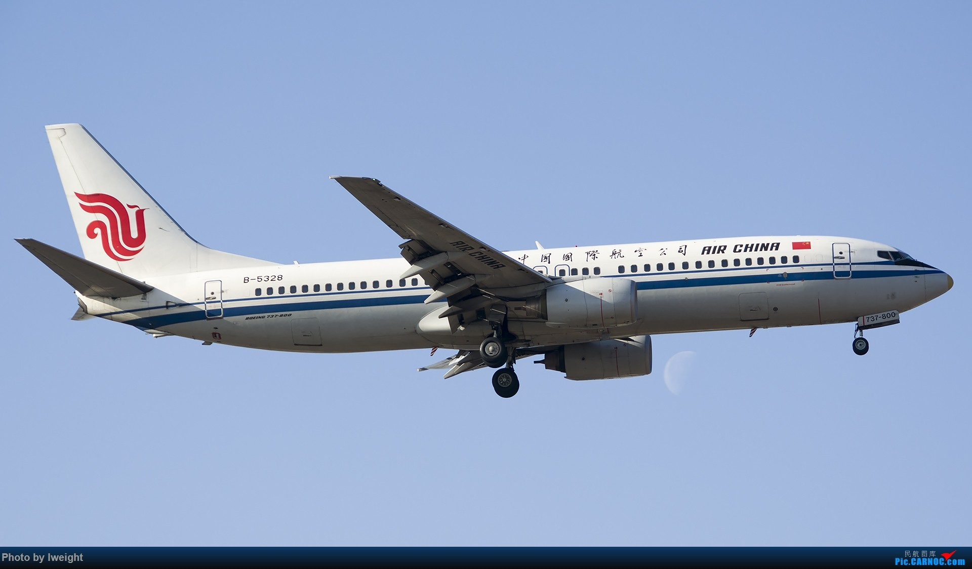 Re:[原创]庆祝升级777,发上今天在首都机场拍的所有飞机【2014-12-14】 BOEING 737-800 B-5328 中国北京首都国际机场