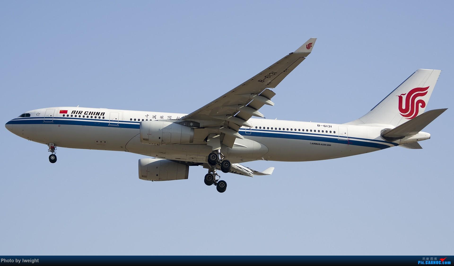 Re:[原创]庆祝升级777,发上今天在首都机场拍的所有飞机【2014-12-14】 AIRBUS A330-200 B-6131 中国北京首都国际机场