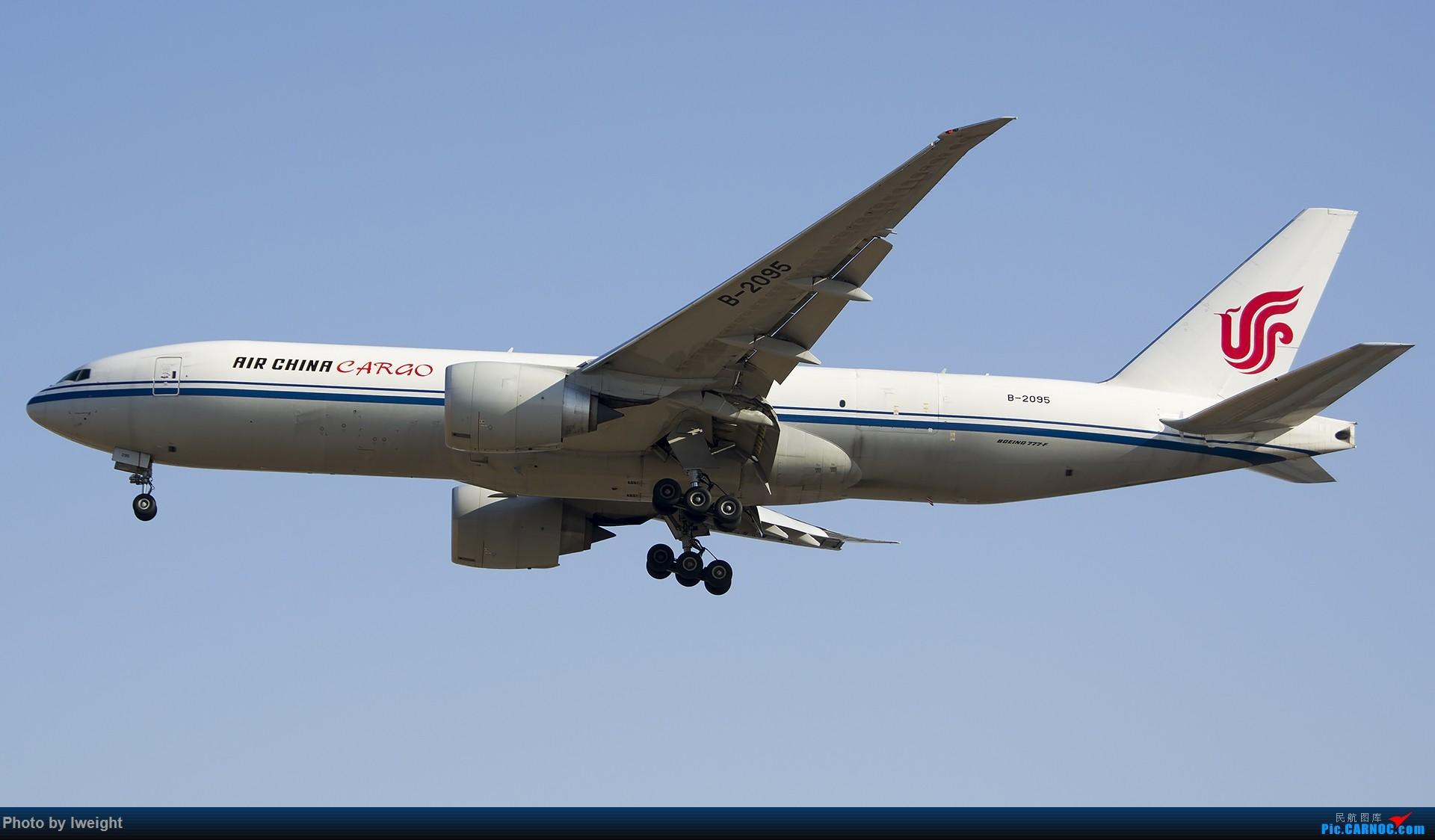 Re:[原创]庆祝升级777,发上今天在首都机场拍的所有飞机【2014-12-14】 BOEING 777-200 B-2095 中国北京首都国际机场