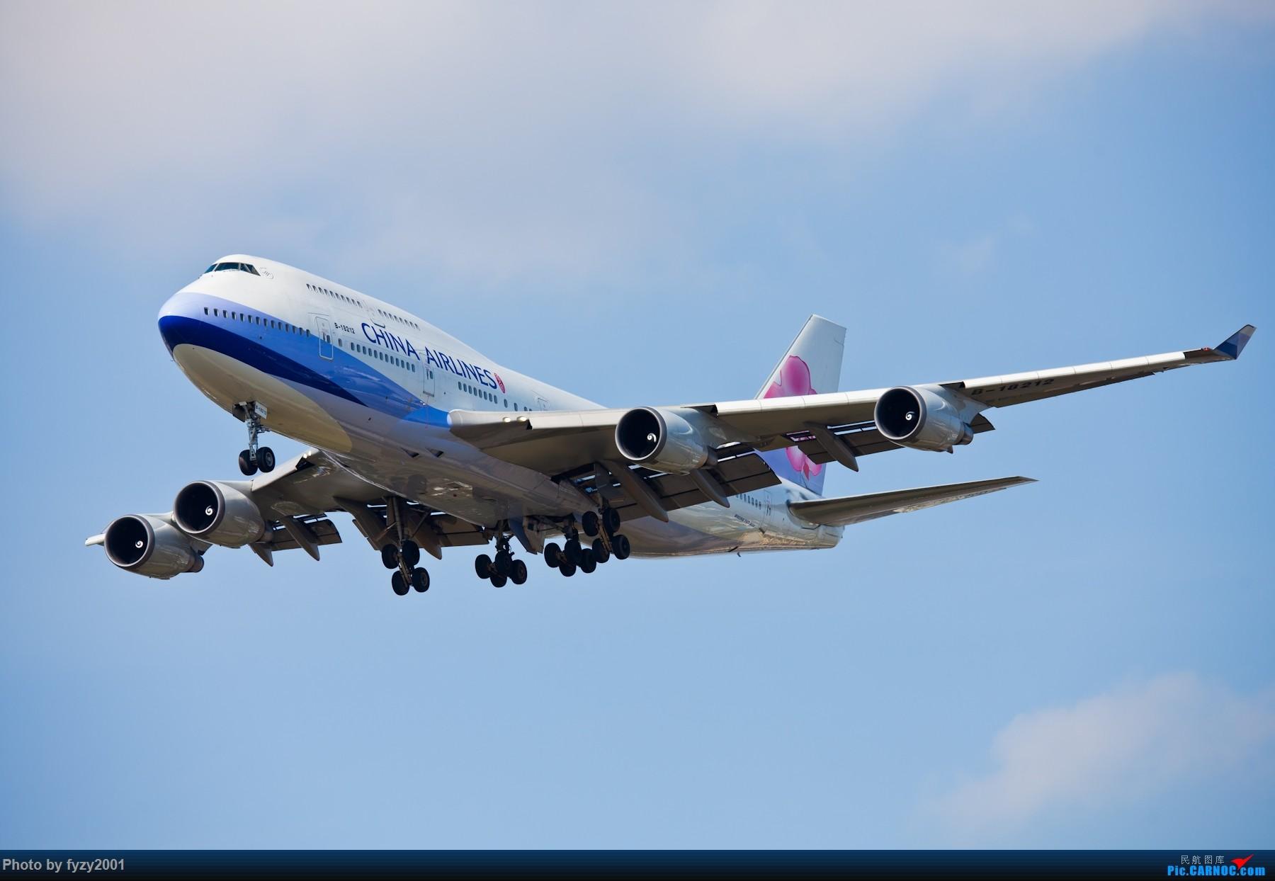 Re:[原创][无锡西站]PVG的大飞机~~~~ BOEING 747-400 B-18212 中国上海浦东国际机场