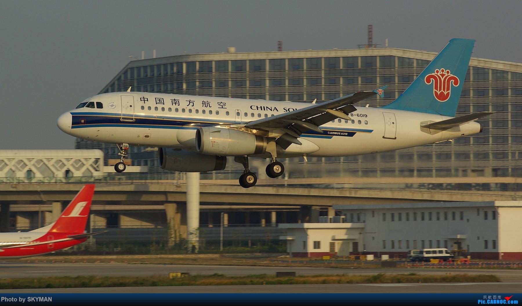 [原创]BLDDQ---内痕么 以目前的形式靠打工实在是揭不开锅了 各位爷列为亲看着意思点啊 别控制 可是今天下午刚出炉的 绝对新鲜热乎 AIRBUS A319-100 B-6019 中国深圳宝安国际机场