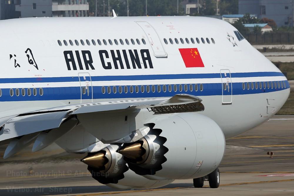 Re:[原创]广州一天两班国航空中女皇 BOEING 747-8I B-2487 中国广州白云国际机场