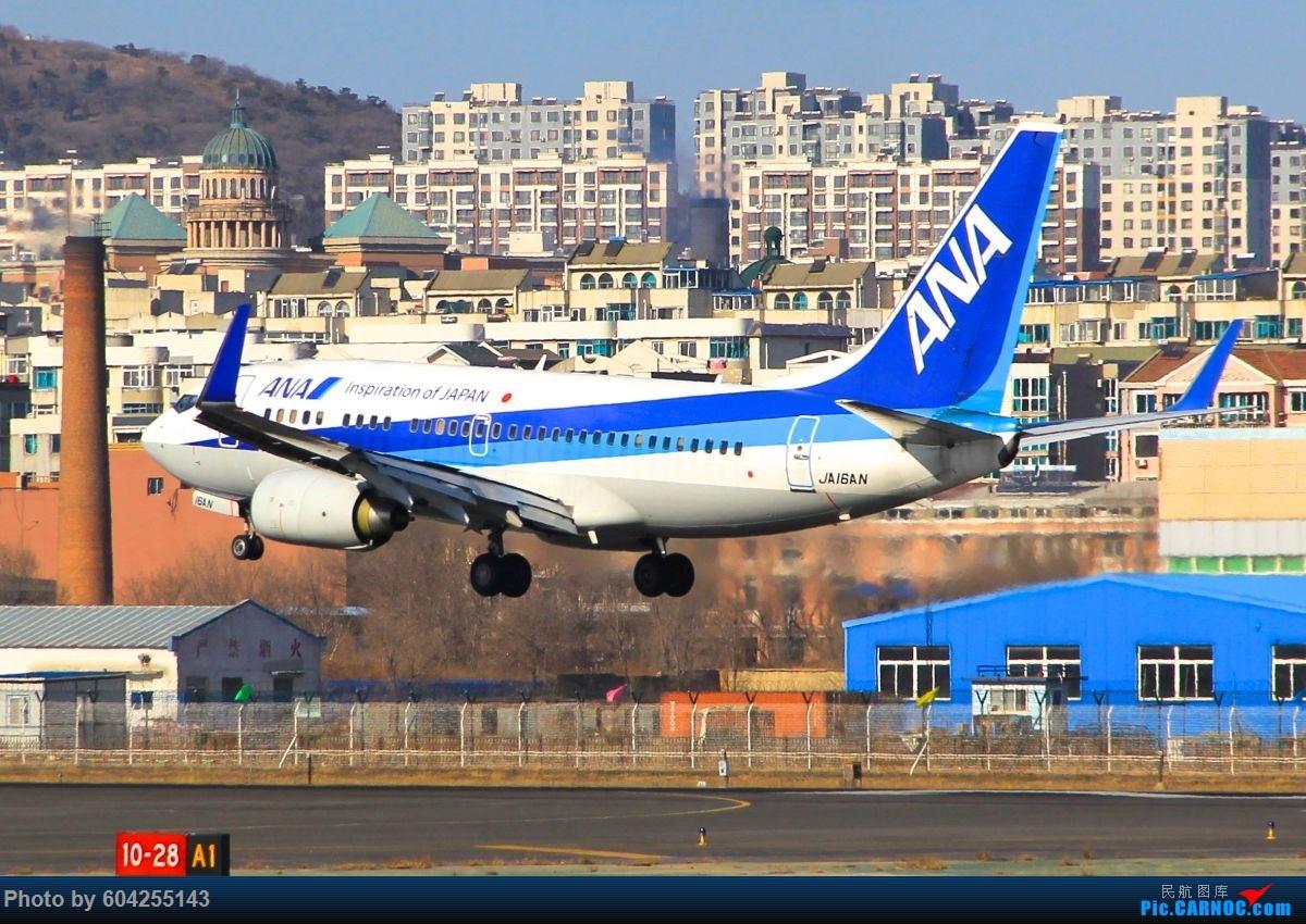 Re:[原创]相识总有一别,去送人顺便摁了几张...... BOEING 737-700  中国大连周水子国际机场