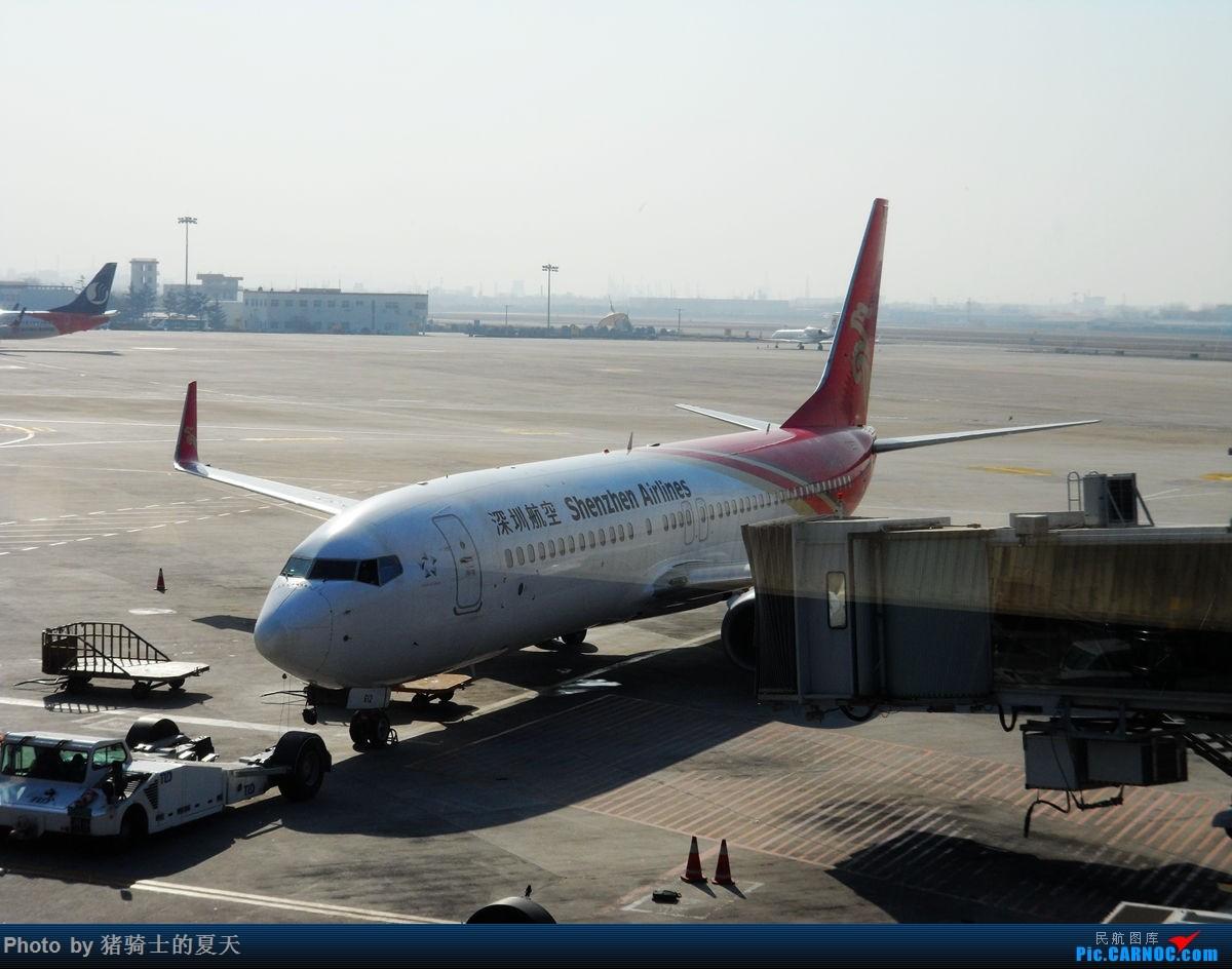 Re:[原创]人生首飞 AIRBUS A320-200 B-6612