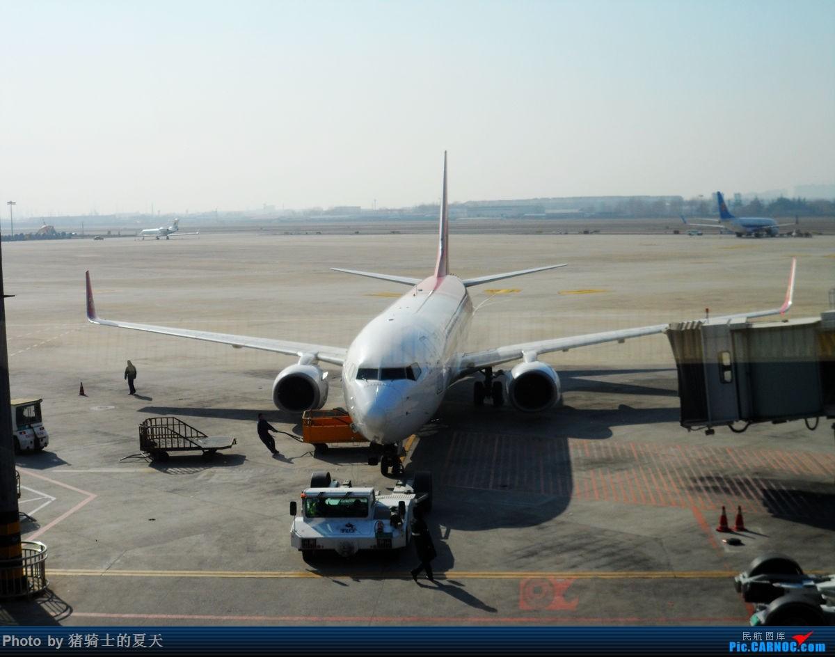 Re:[原创]人生首飞 BOEING 737-800 B-5612