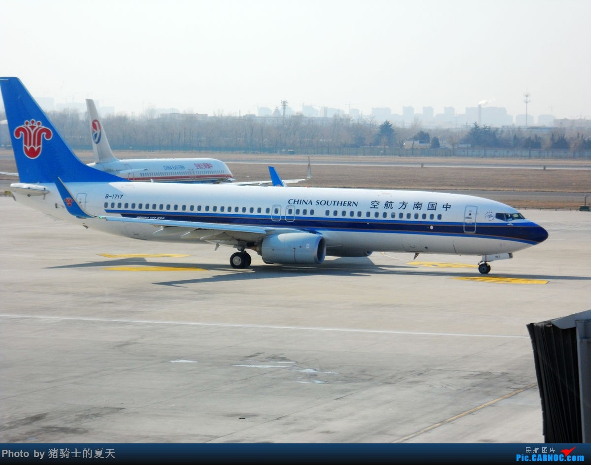 Re:[原创]人生首飞 BOEING 737-800 B-1717