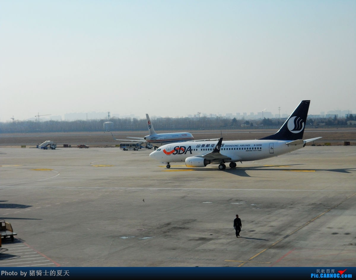 Re:[原创]人生首飞 BOEING 737-700 B-5206