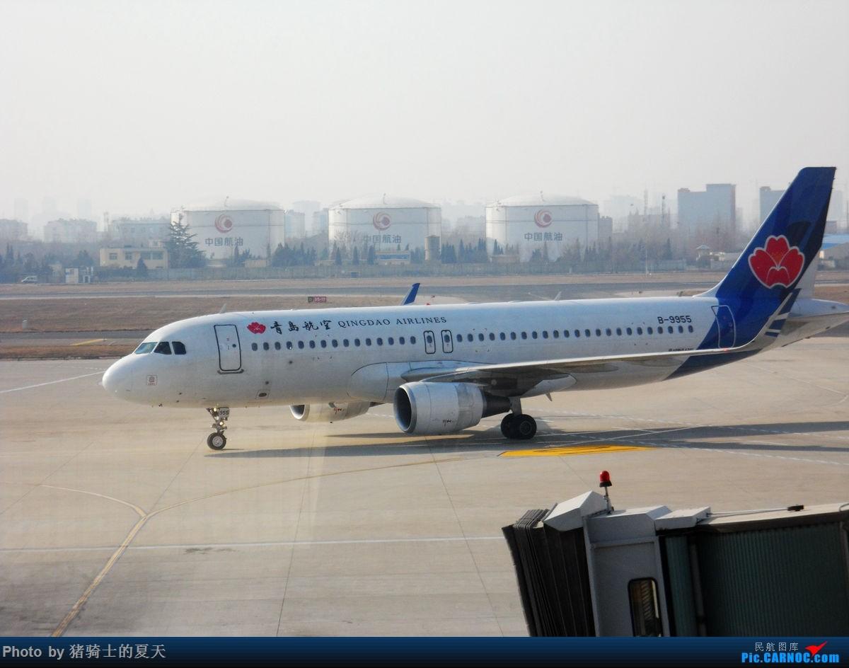 Re:[原创]人生首飞 AIRBUS A320-200 B-9955