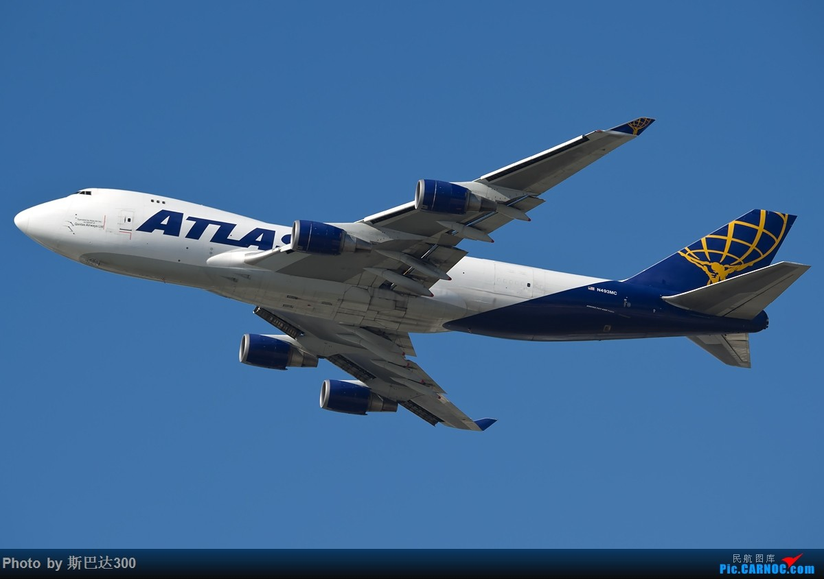 Re:[原创]不知不觉已升级到B747级 BOEING 747-400 N493MC 澳大利亚悉尼金斯福德·史密斯机场