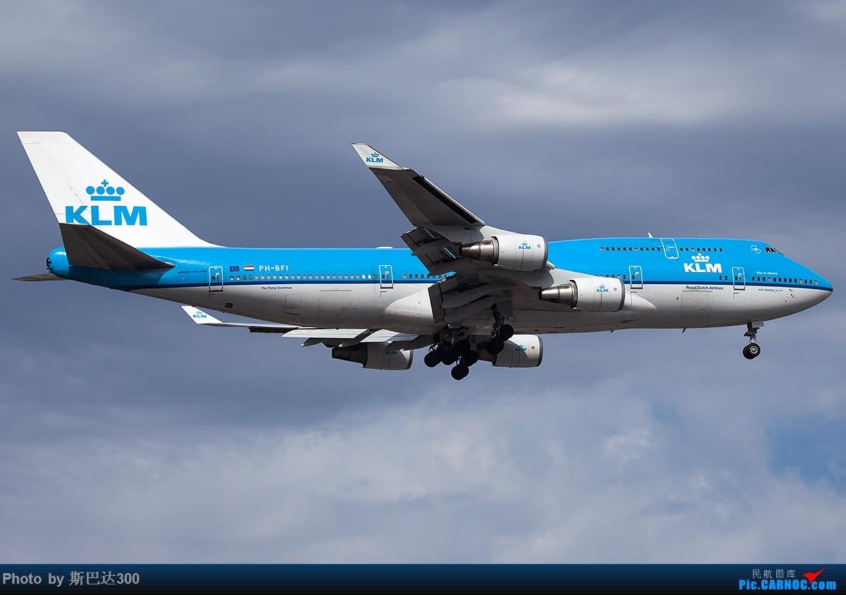 Re:[原创]不知不觉已升级到B747级 BOEING 747-400 PH-BFI 中国北京首都国际机场