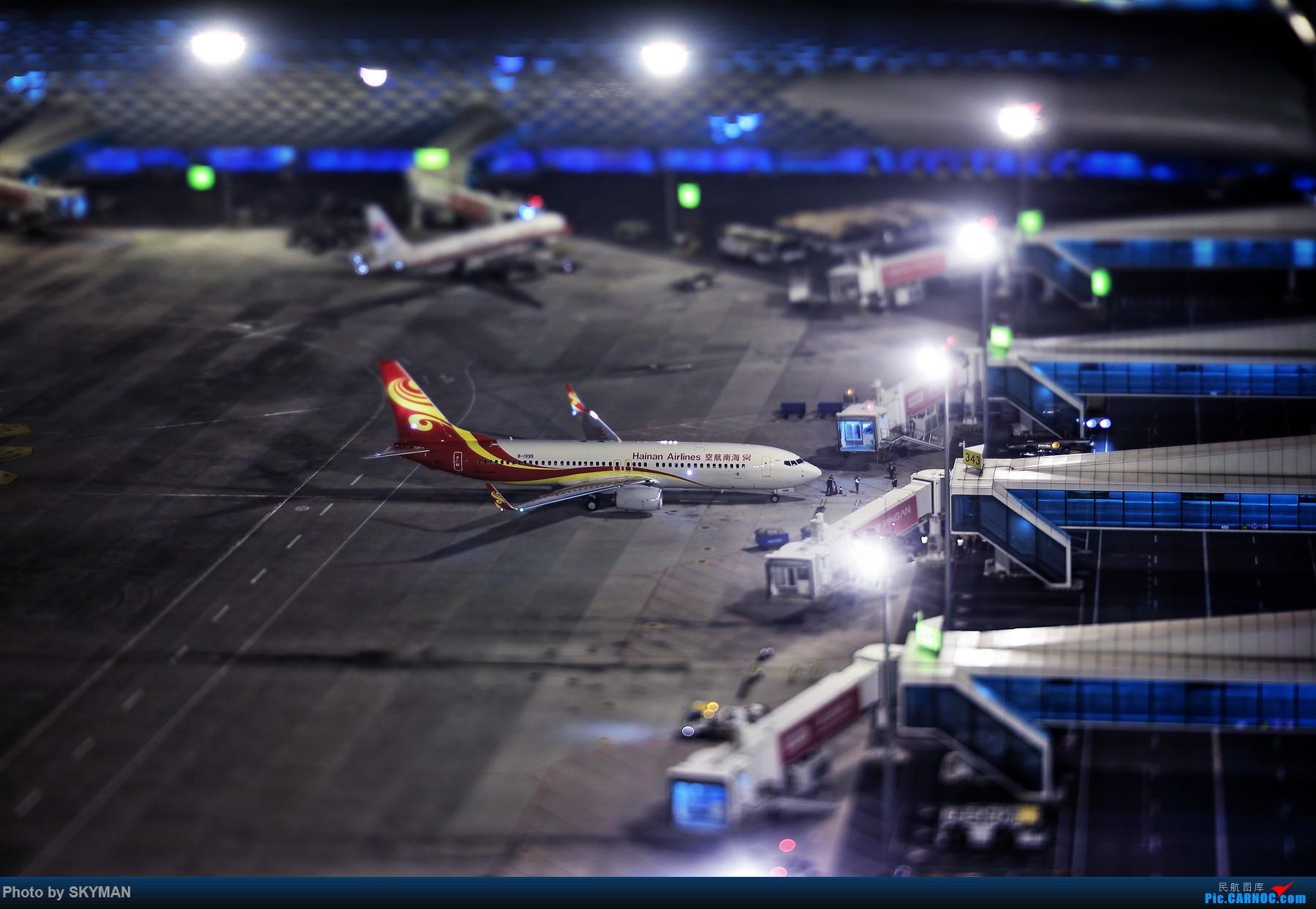 Re:[原创]【BLDDQ】       深圳  T3  夜    中国深圳宝安国际机场