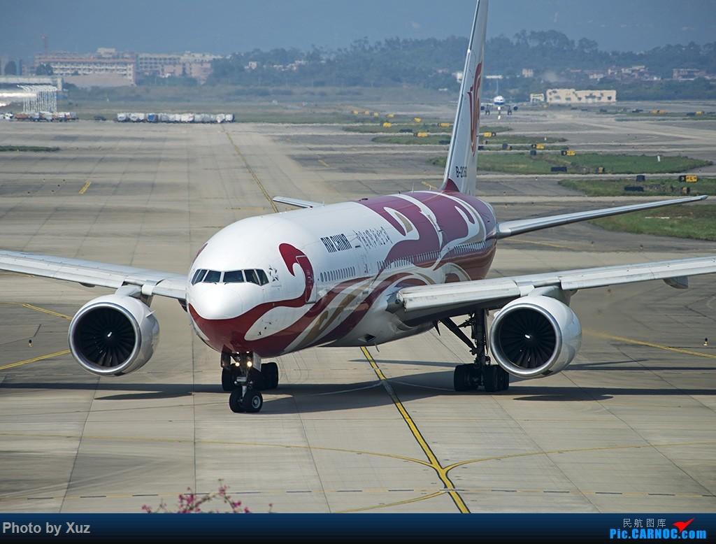 Re:[原创]老友来了有好机 BOEING 777-200 B-2060 中国广州白云国际机场